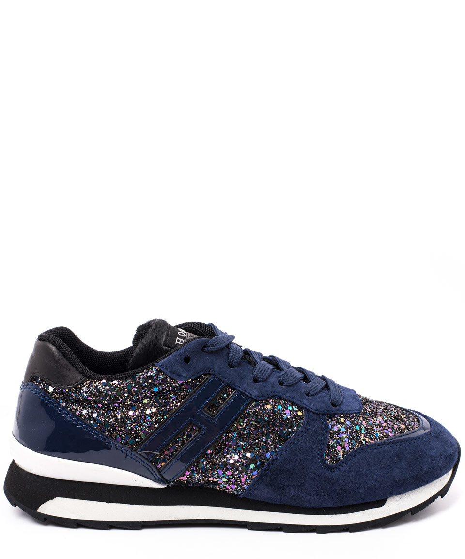 Hogan tweed panel sneakers discount extremely how much cheap online mgKh4WdQ
