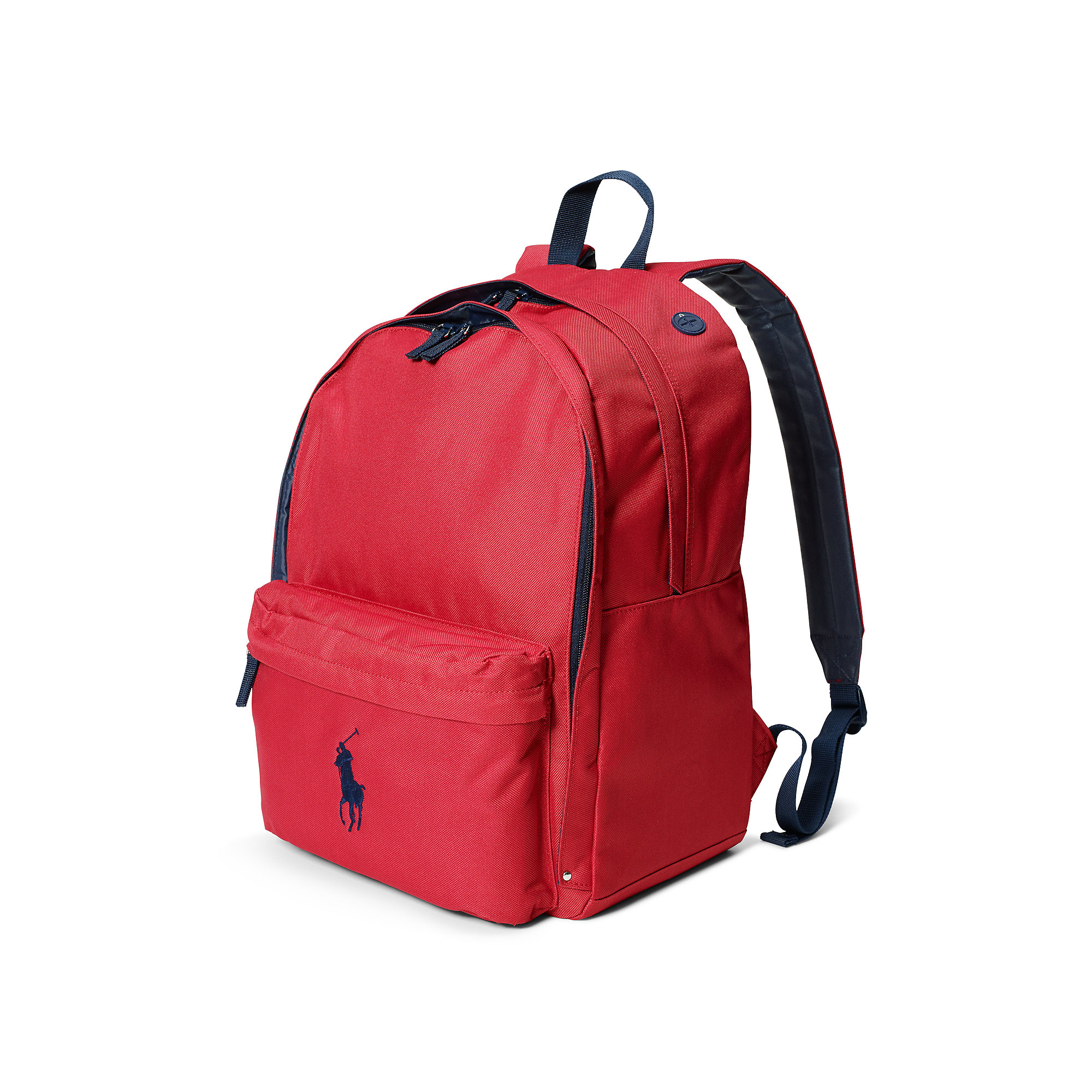 e0e463dae05f Lyst - Ralph Lauren Large Big Pony Backpack in Red