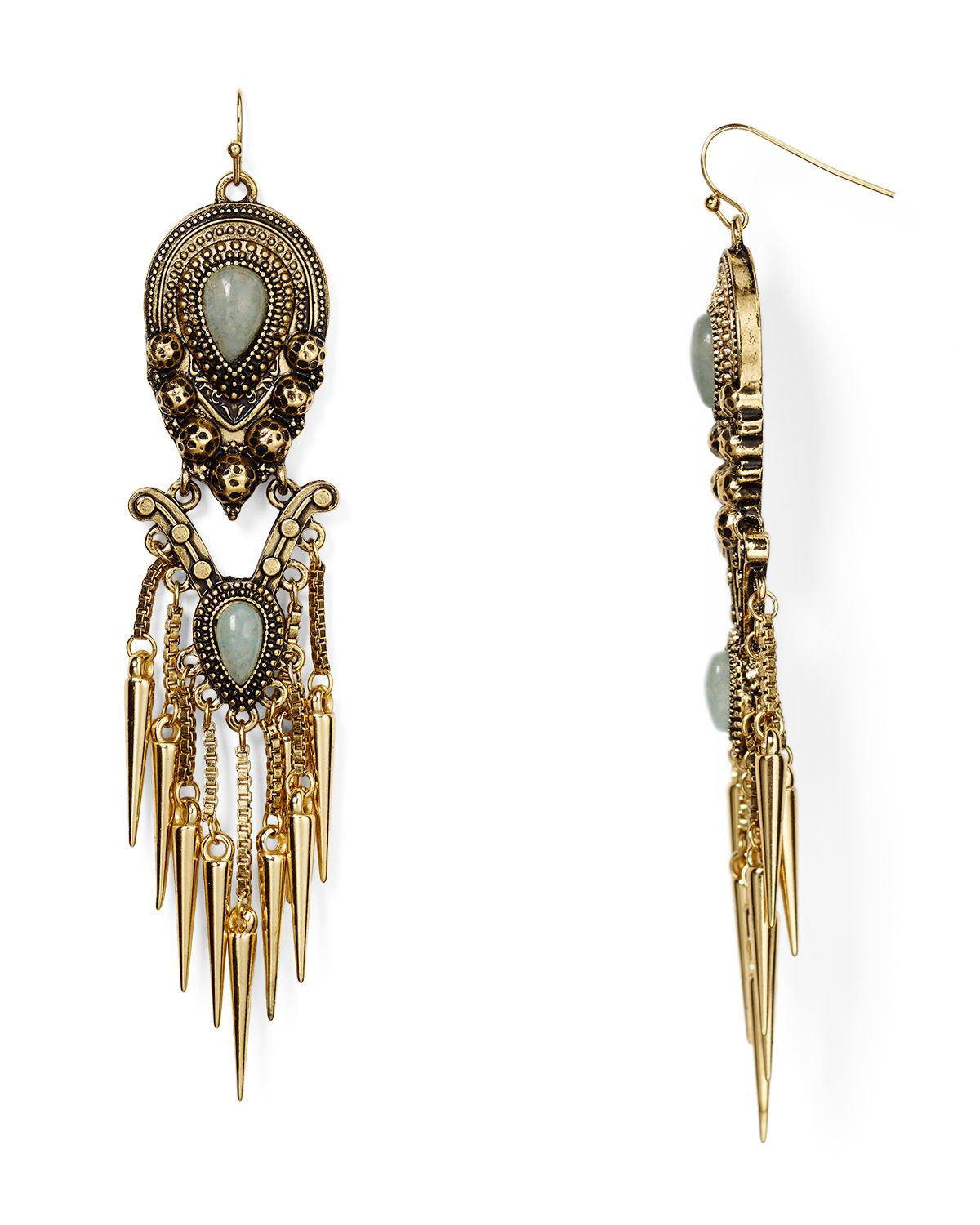 Gallery - Lyst - Samantha Wills Let'S Meet There Grande Chandelier Earrings In