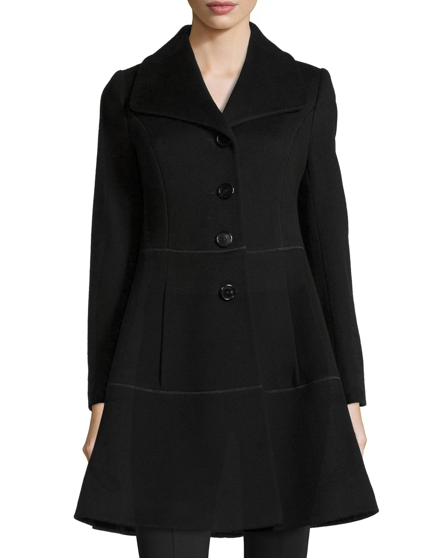 Wool Collar Coat Neiman Marcus Wool Collar Jacket | Male ...