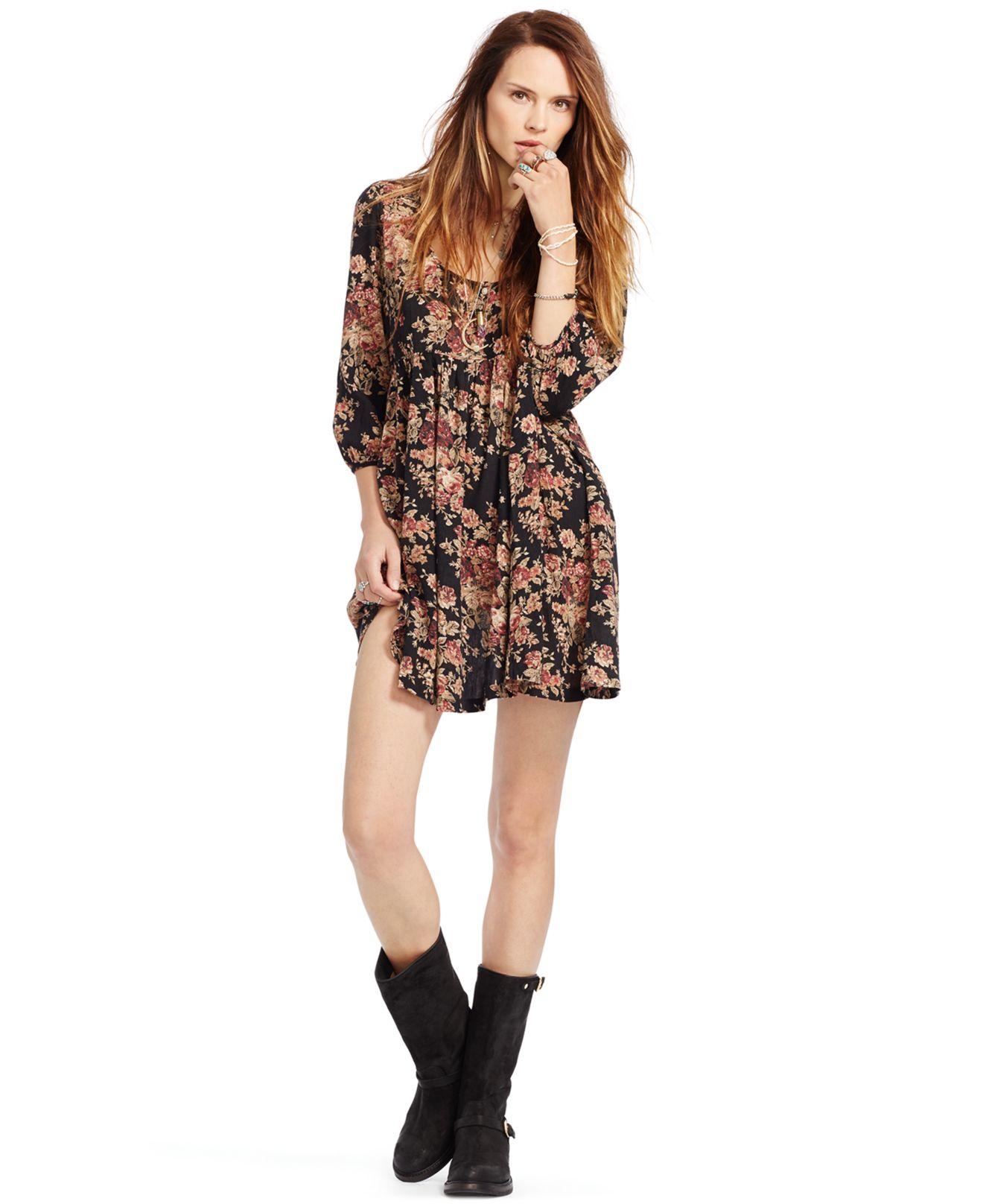 Платье denim supply ralph lauren