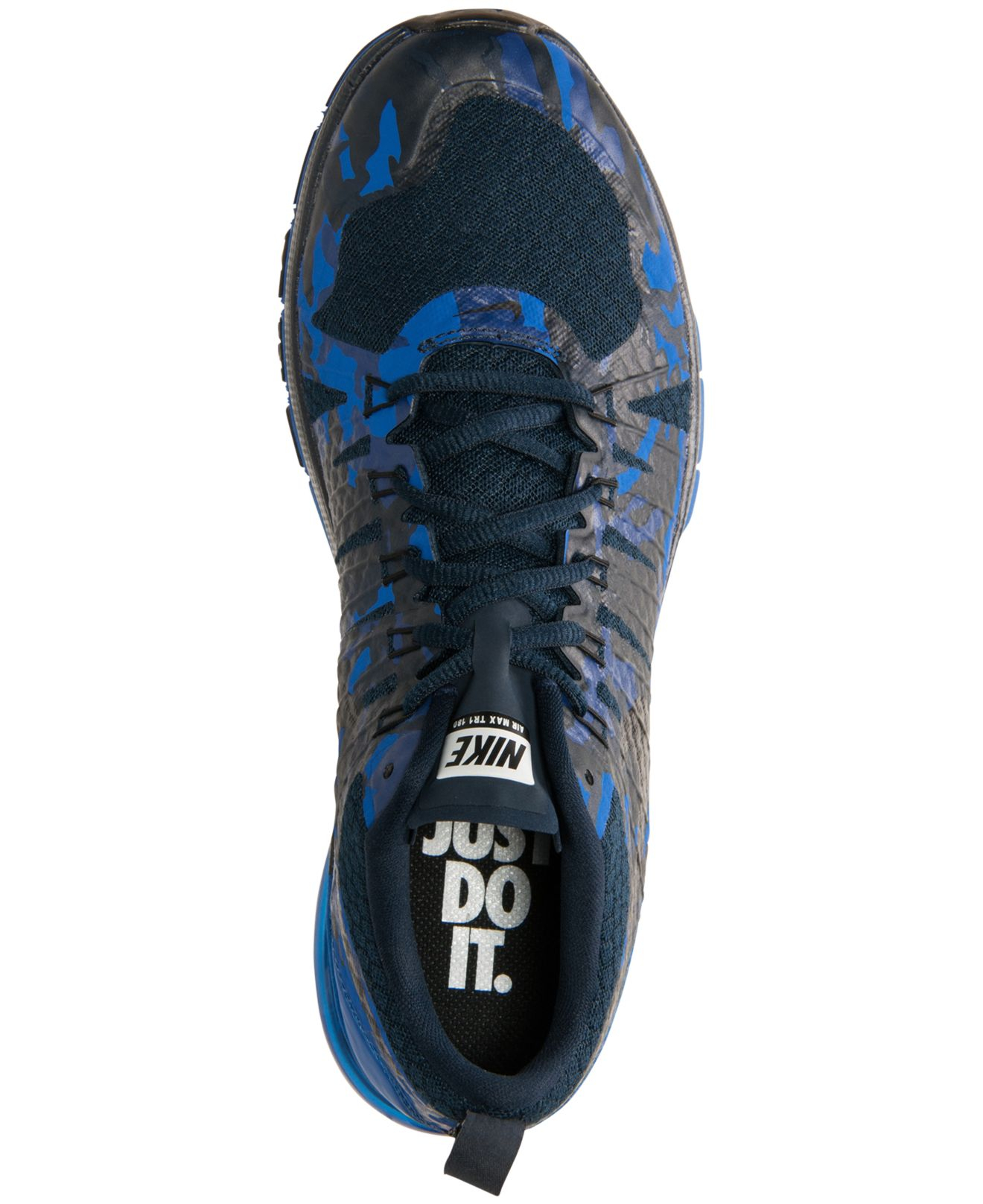 Lyst - Nike Men s Air Max Tr180 Amp Training Sneakers From Finish ... 45cd79ede