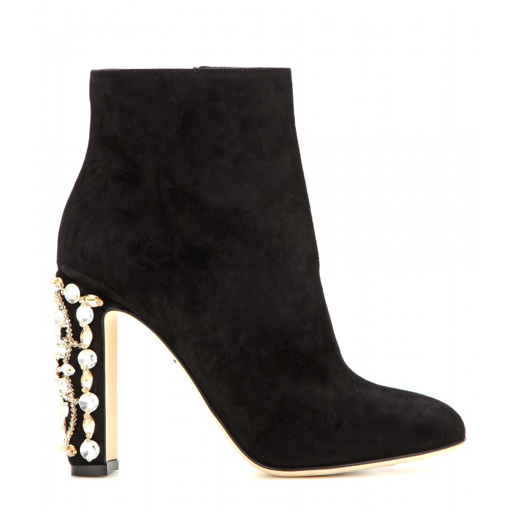 FOOTWEAR - Ankle boots Dolce & Gabbana Free Shipping Really Cheap Lowest Price Discount Really Low Shipping Cheap Online Q1CPGd2OSz
