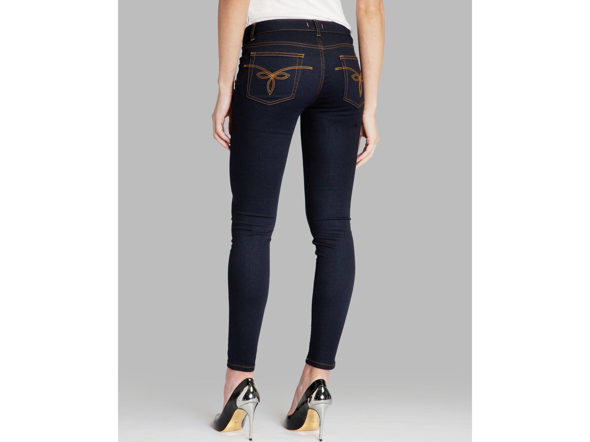 Super Skinny Rinse Wash Jeans Ted Baker bqeY7