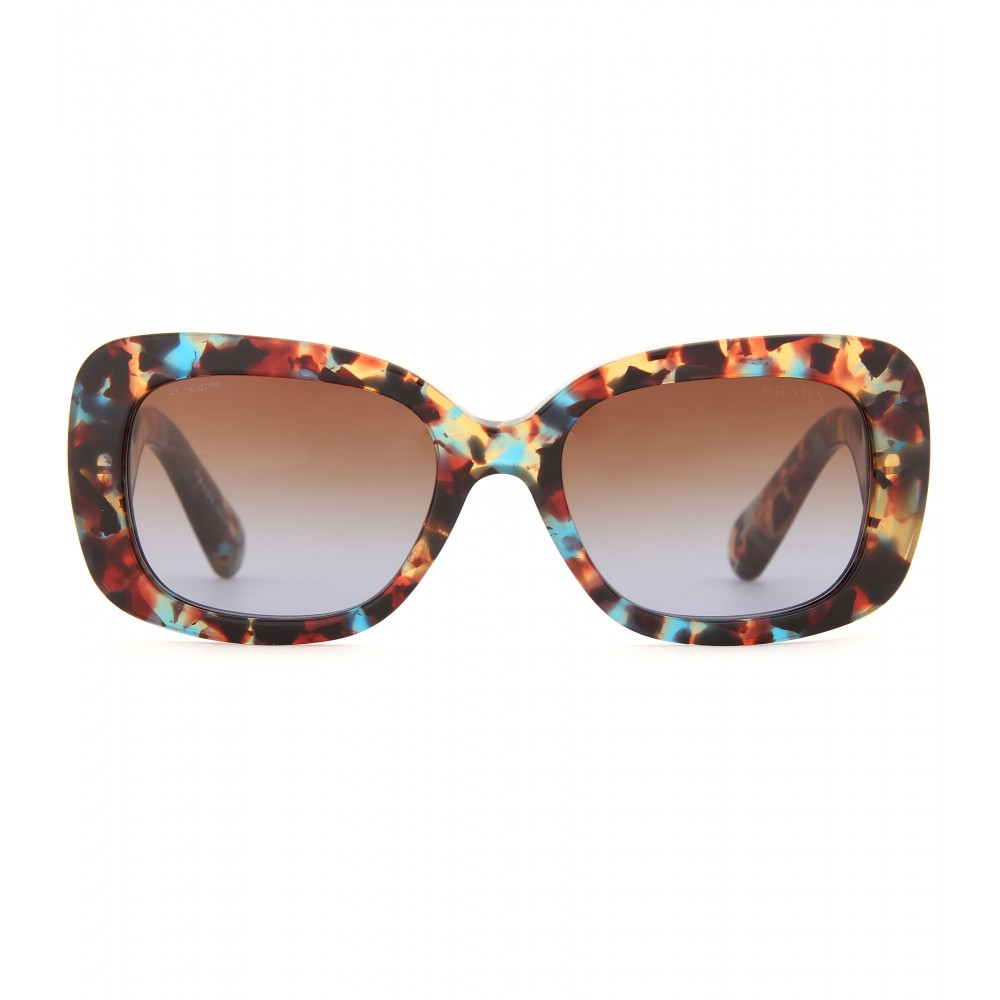 b2ebe1ff3354 ... italy lyst prada minimal baroque sunglasses 69ca3 2e02a