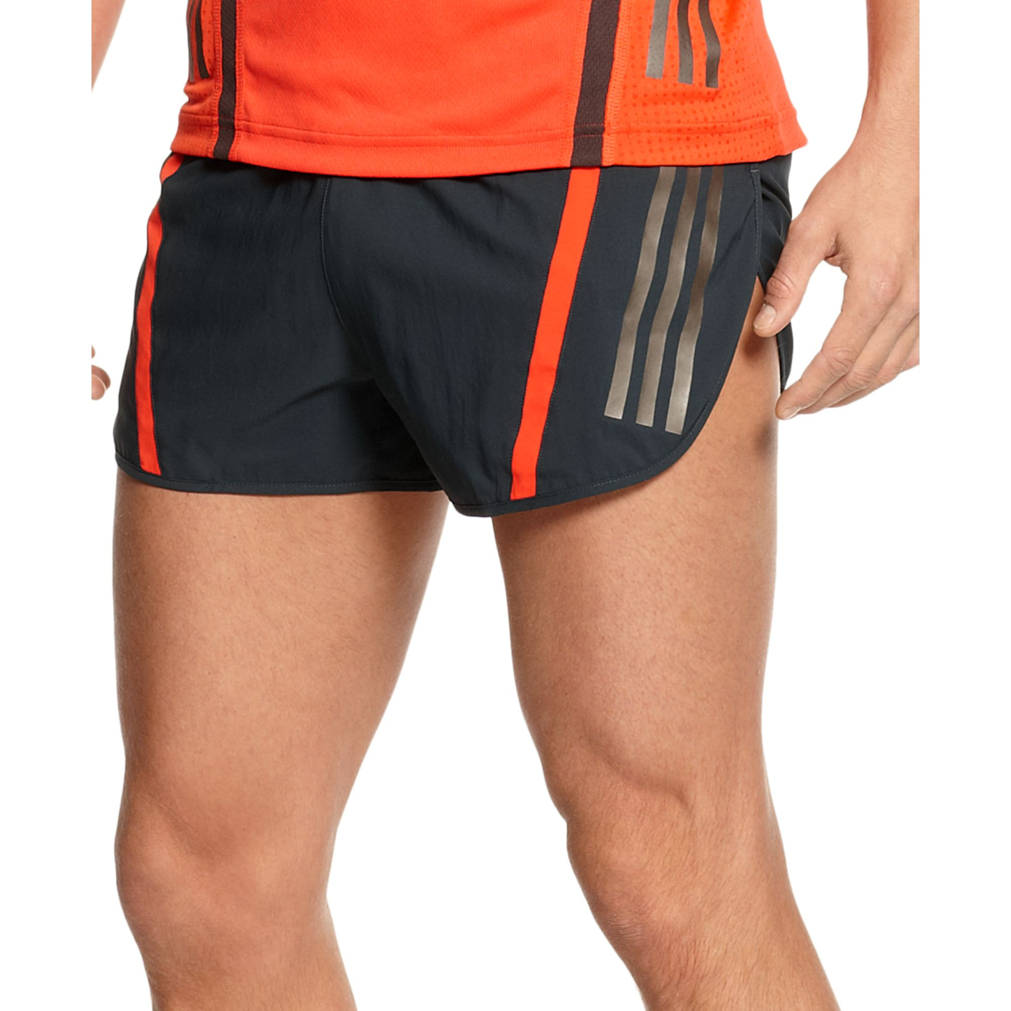 Shop running shirts, shorts and jackets for cold or hot weather for men and women. Buy reflective running tops for night time jogs or jogging shirts for the gym.