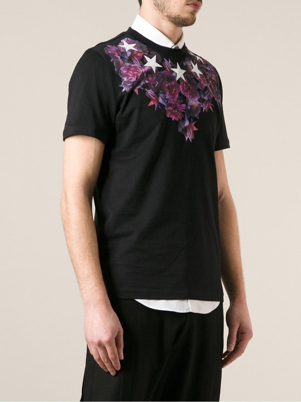 V Neck Long Sleeve Shirt For Men
