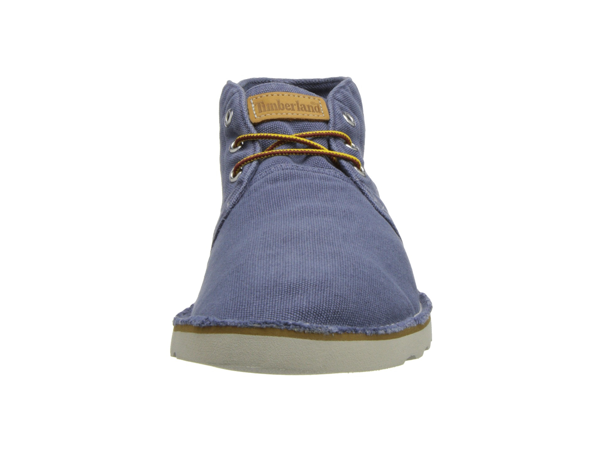 3105c4d08591 Lyst - Timberland Earthkeepers® Handcrafted Wedge Plain Toe Chukka ...