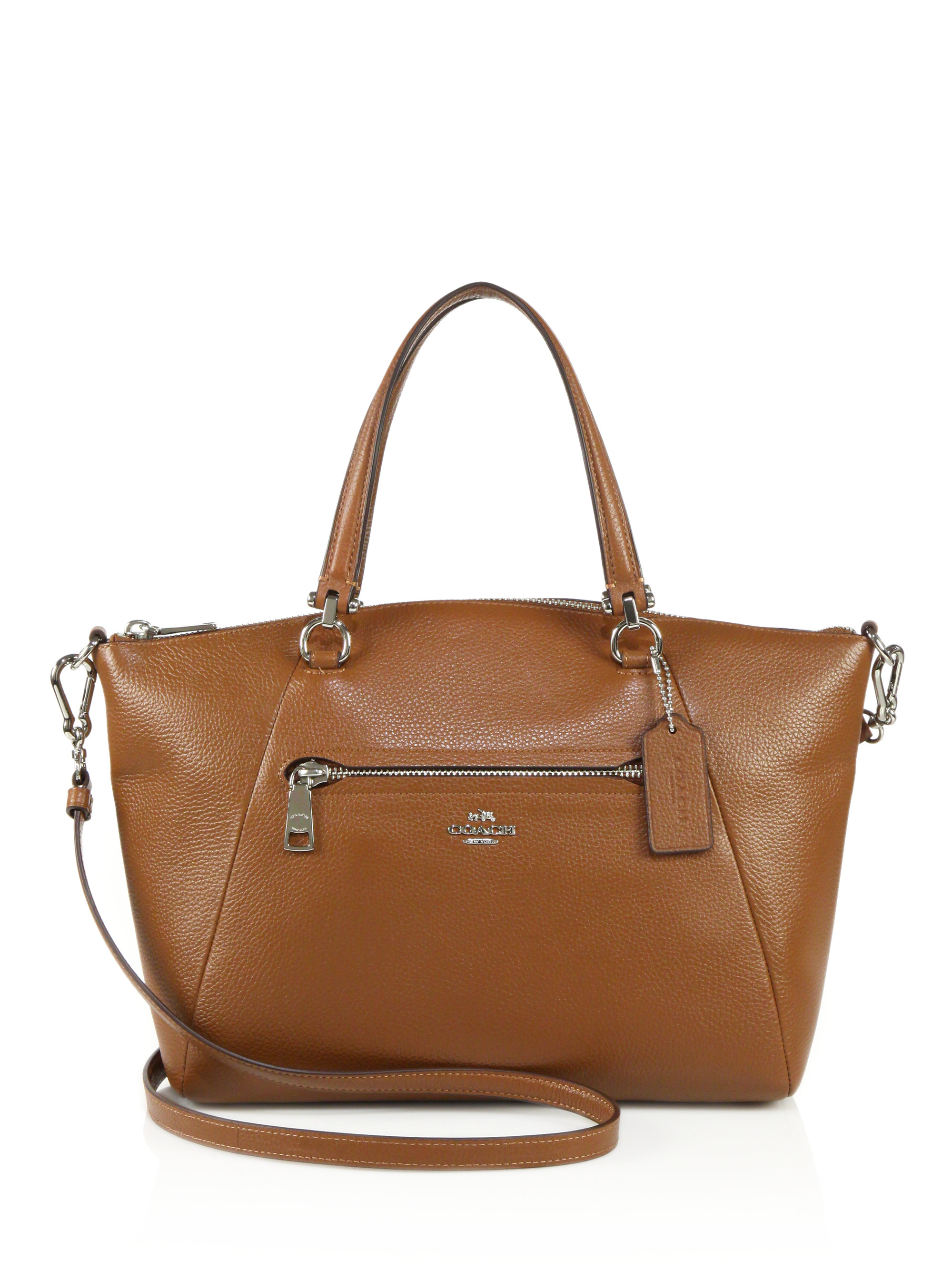 celine luggage mini bag price - C��line Pre-owned Beige Pebbled Leather Mini Luggage Tote Bag in ...