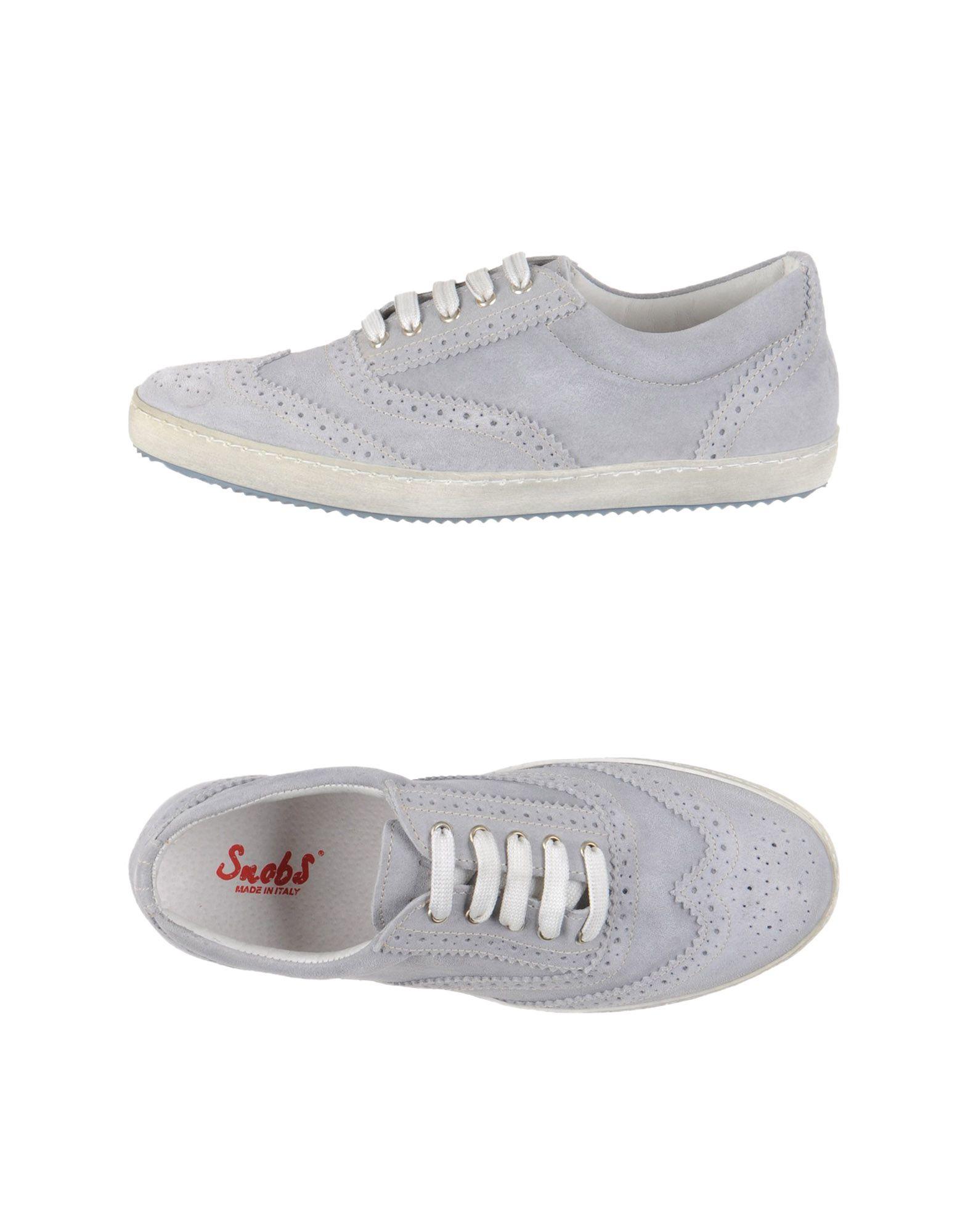 FOOTWEAR - Low-tops & sneakers Snobs JpZoJ