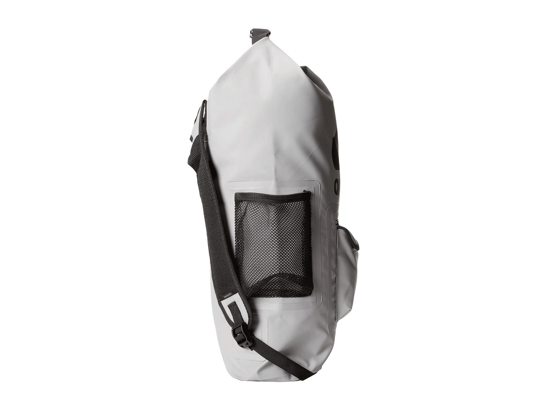 Lyst - Quiksilver Sea Stash Roll Top Sealable Dry Bag in Gray for Men 32de1295f7c8d