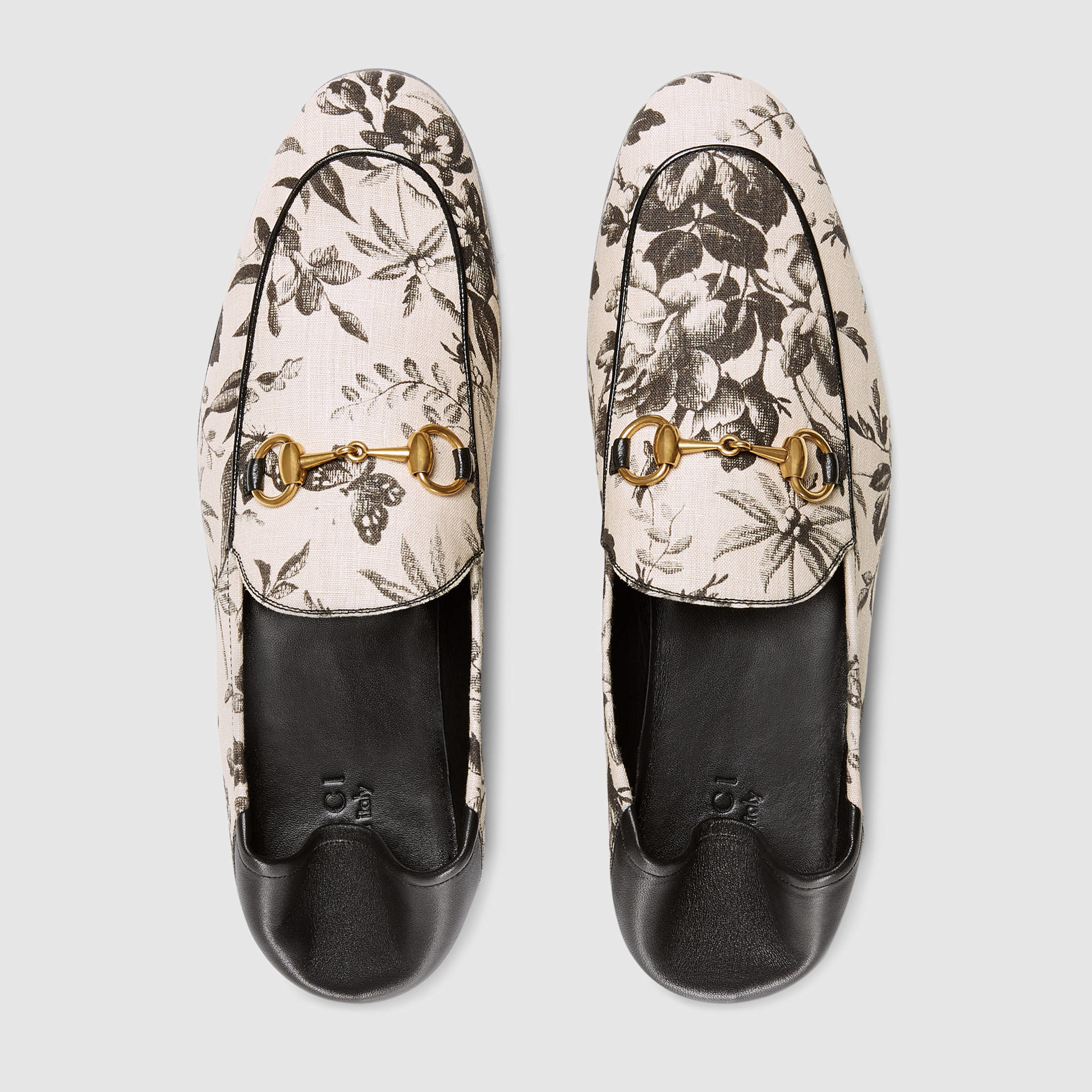 Gucci Kira Jeweled Suede Loafers in Nude (Natural) for Men