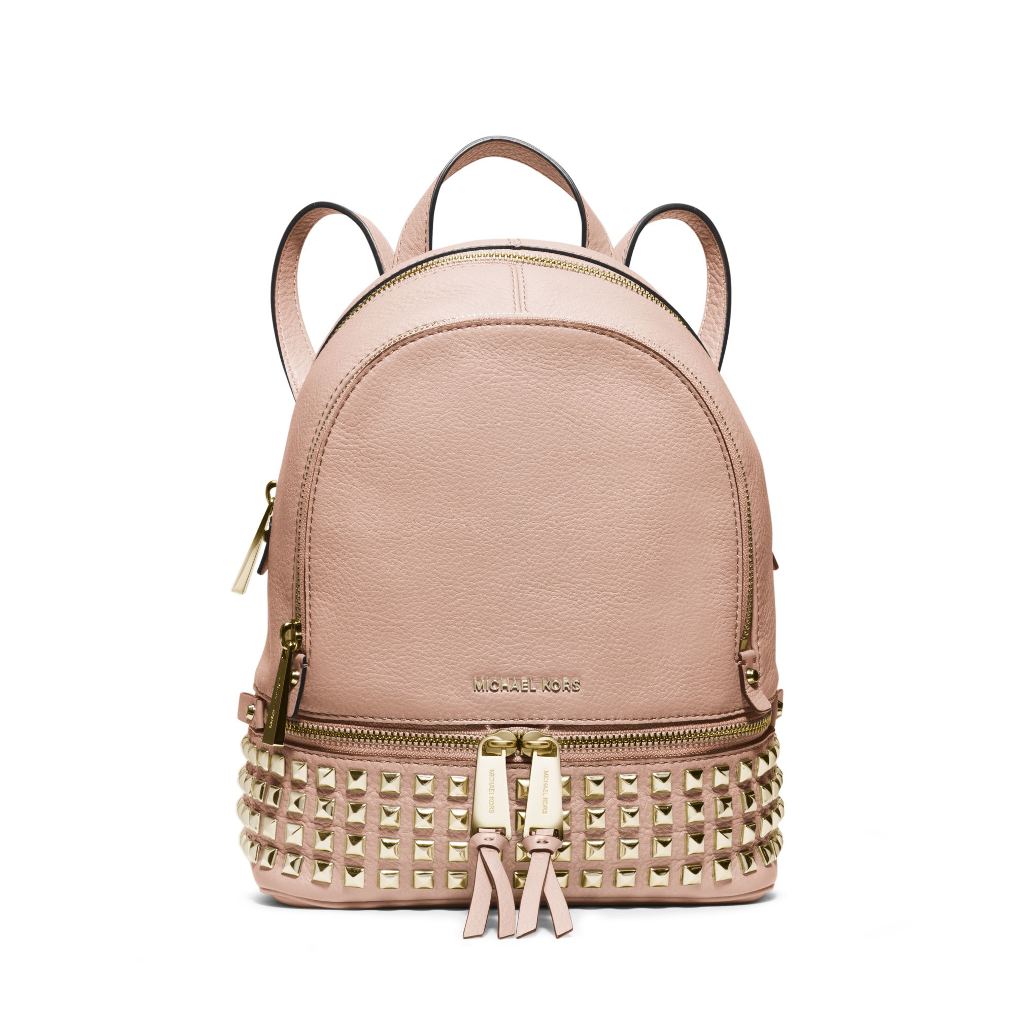 1d20823dd6c8 Michael Kors Rhea Small Backpack Soft Pink- Fenix Toulouse Handball