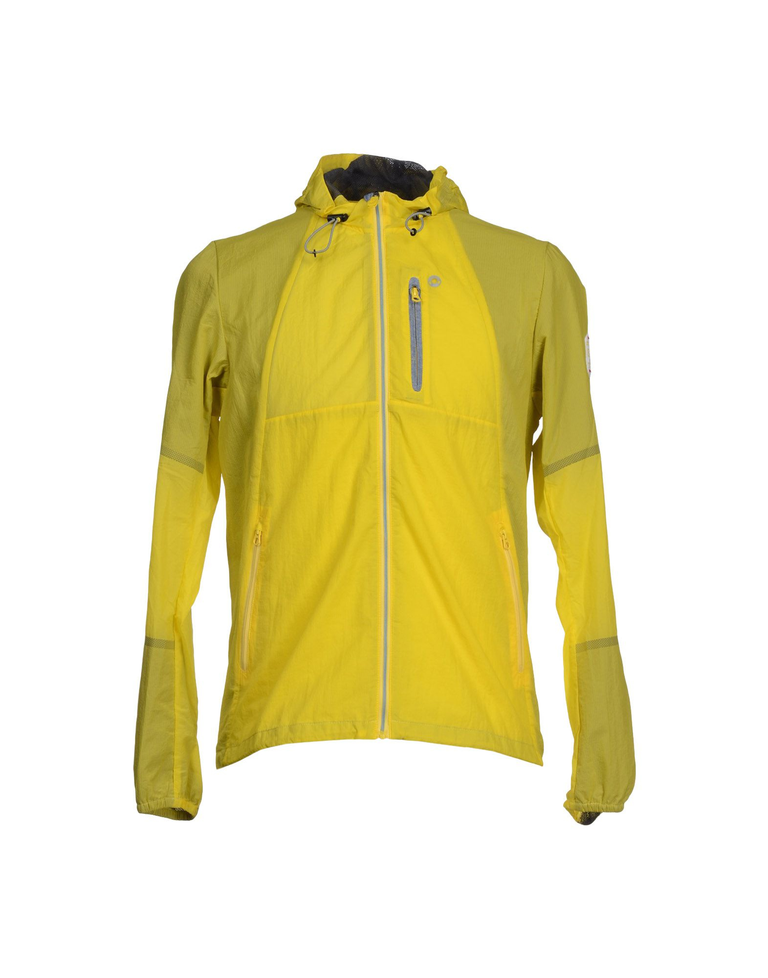 Replay Jacket in Yellow for Men | Lyst