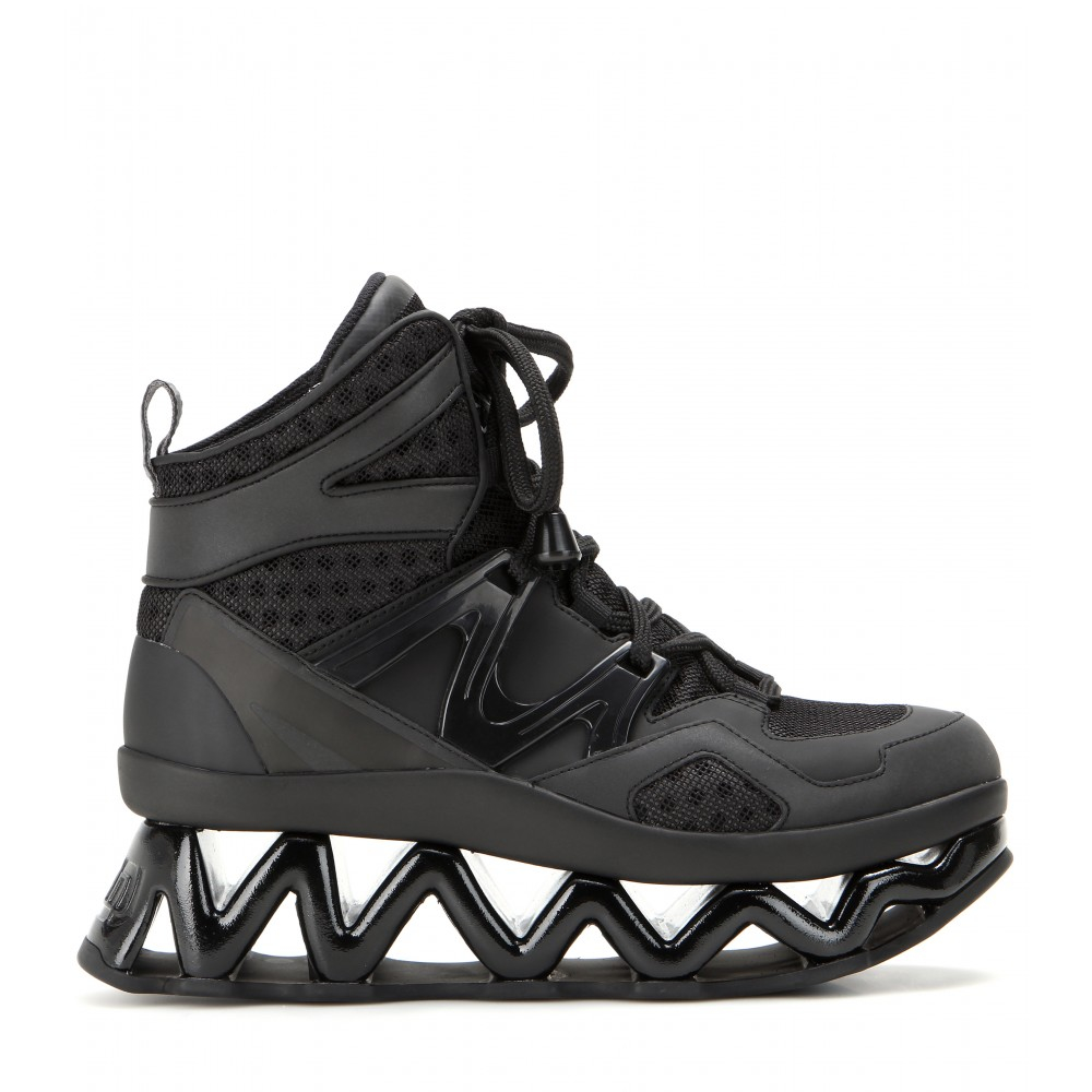 Marc By Marc Jacobs Sneaker Boots In Black Lyst