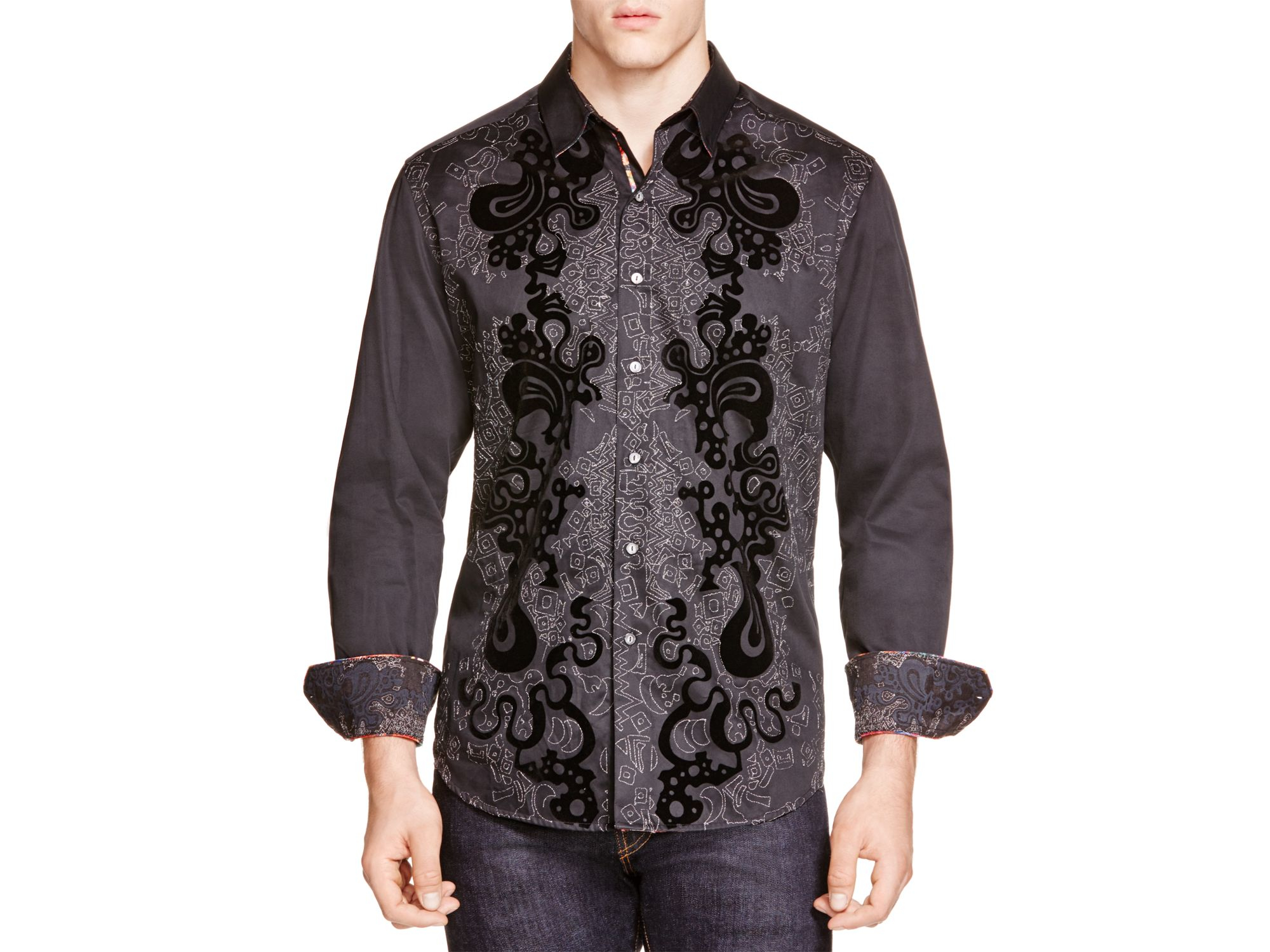 Lyst Robert Graham Canary Island Classic Fit Button Down
