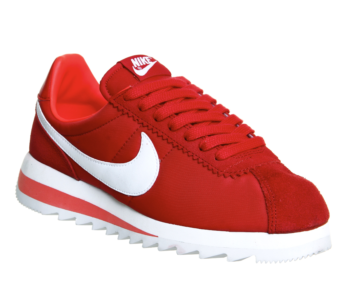 Nike Classic Cortez Canvas Sneakers In Blue For Men Lyst