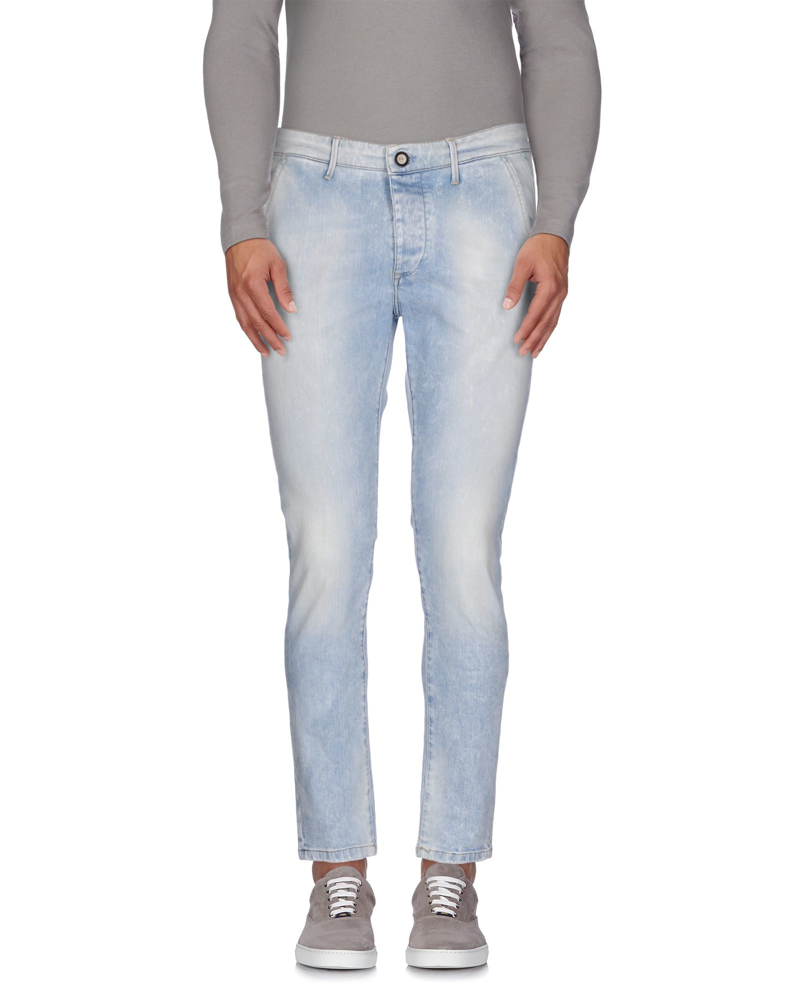 0/zero construction Denim Trousers in Blue for Men