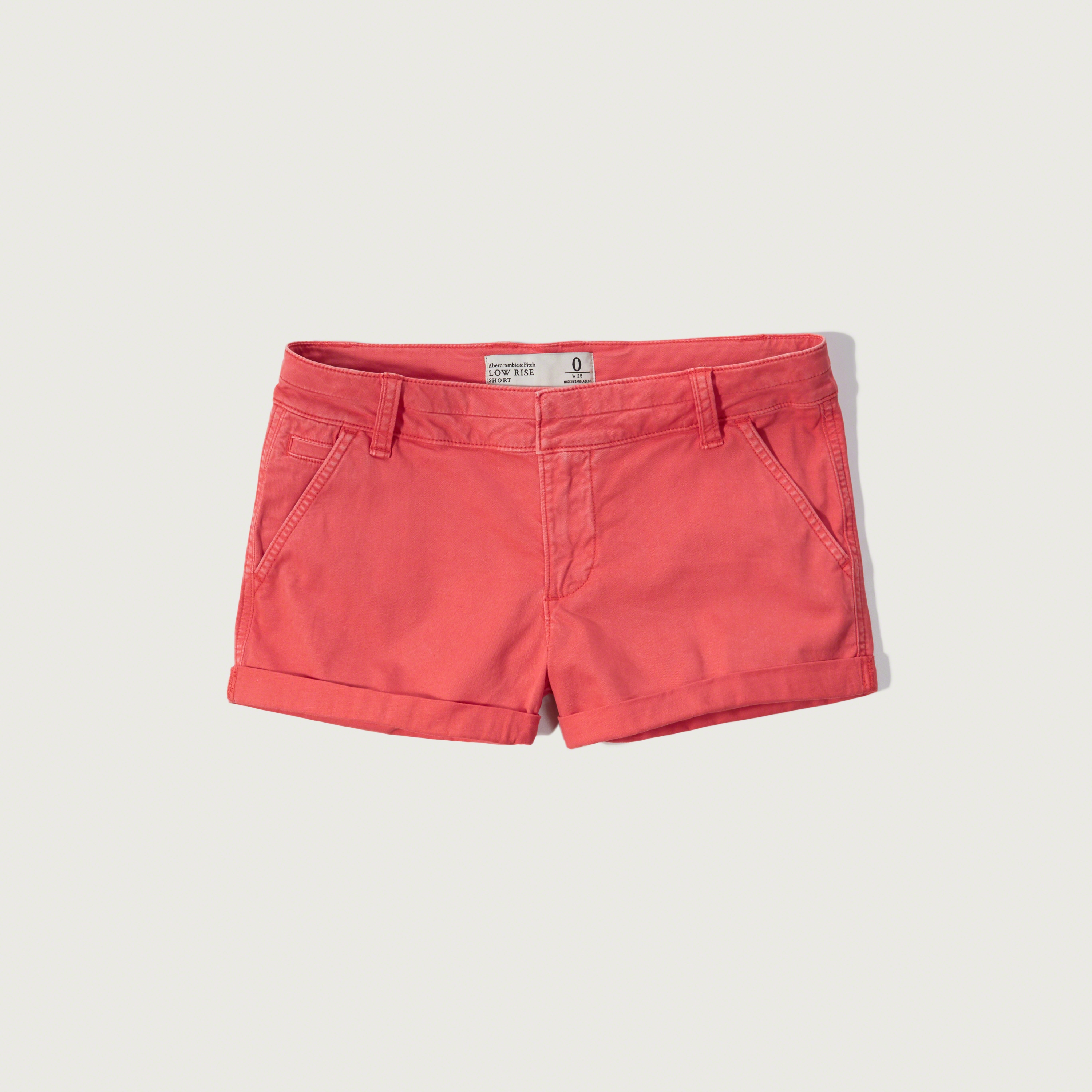 Lyst Abercrombie Amp Fitch Classic Chino Shorts