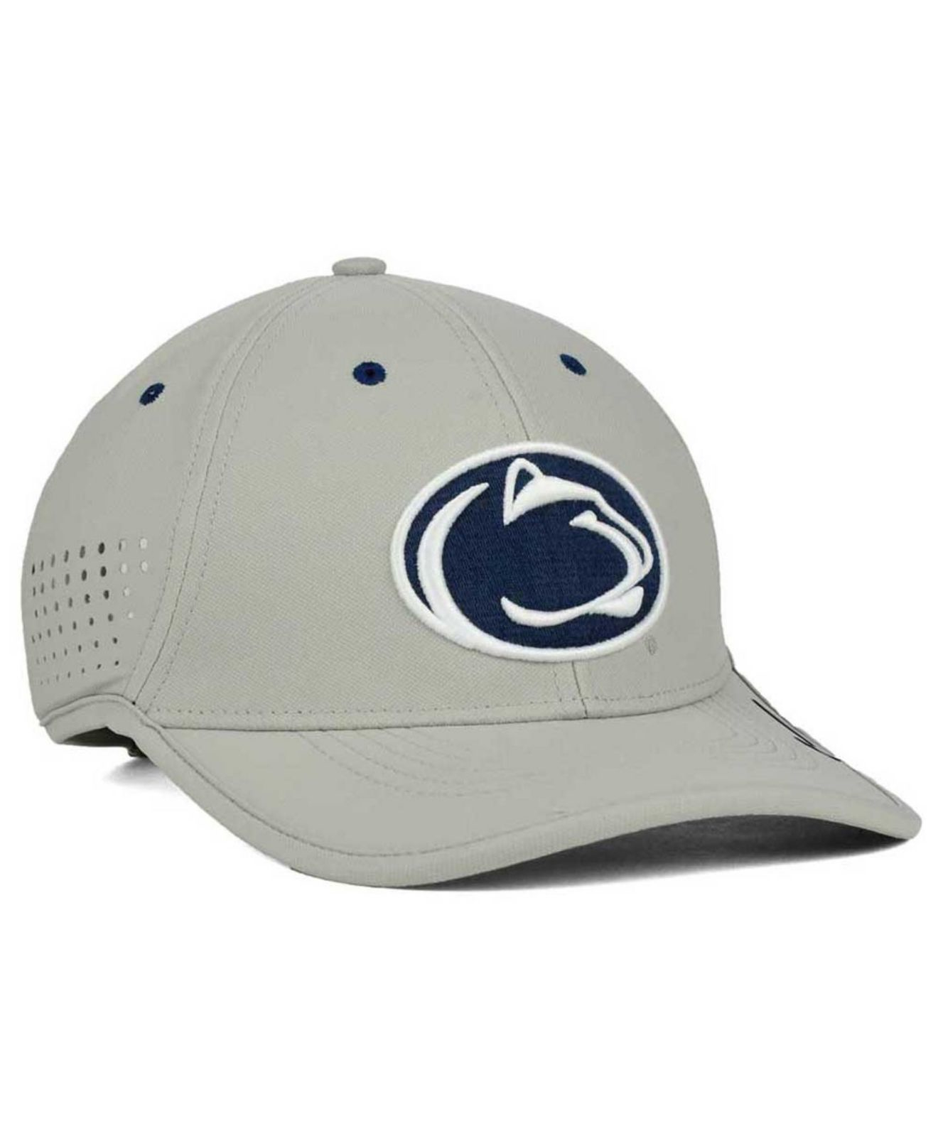 ccd7d0cbfd495 ... where to buy lyst nike penn state nittany lions dri fit coaches cap in  gray for