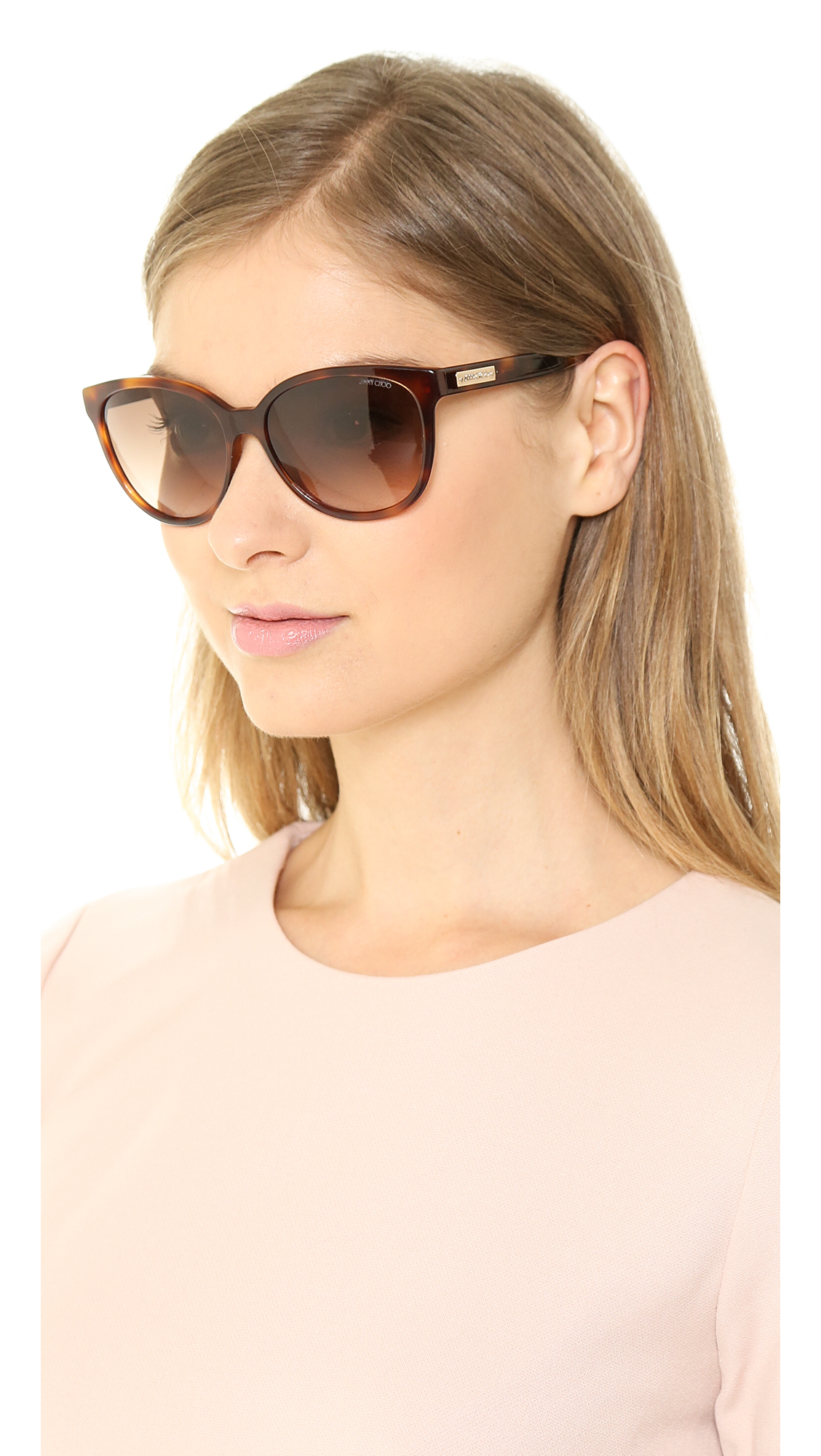 Jimmy Choo Lucia Sunglasses