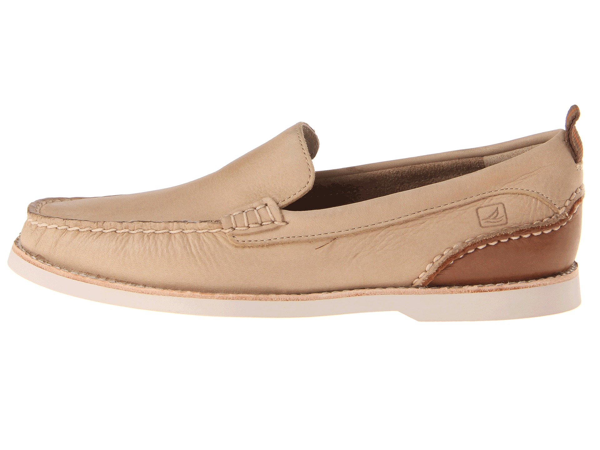 f5e5c6082d88 Sperry Top-Sider Seaside Moc Venetian in Natural for Men - Lyst