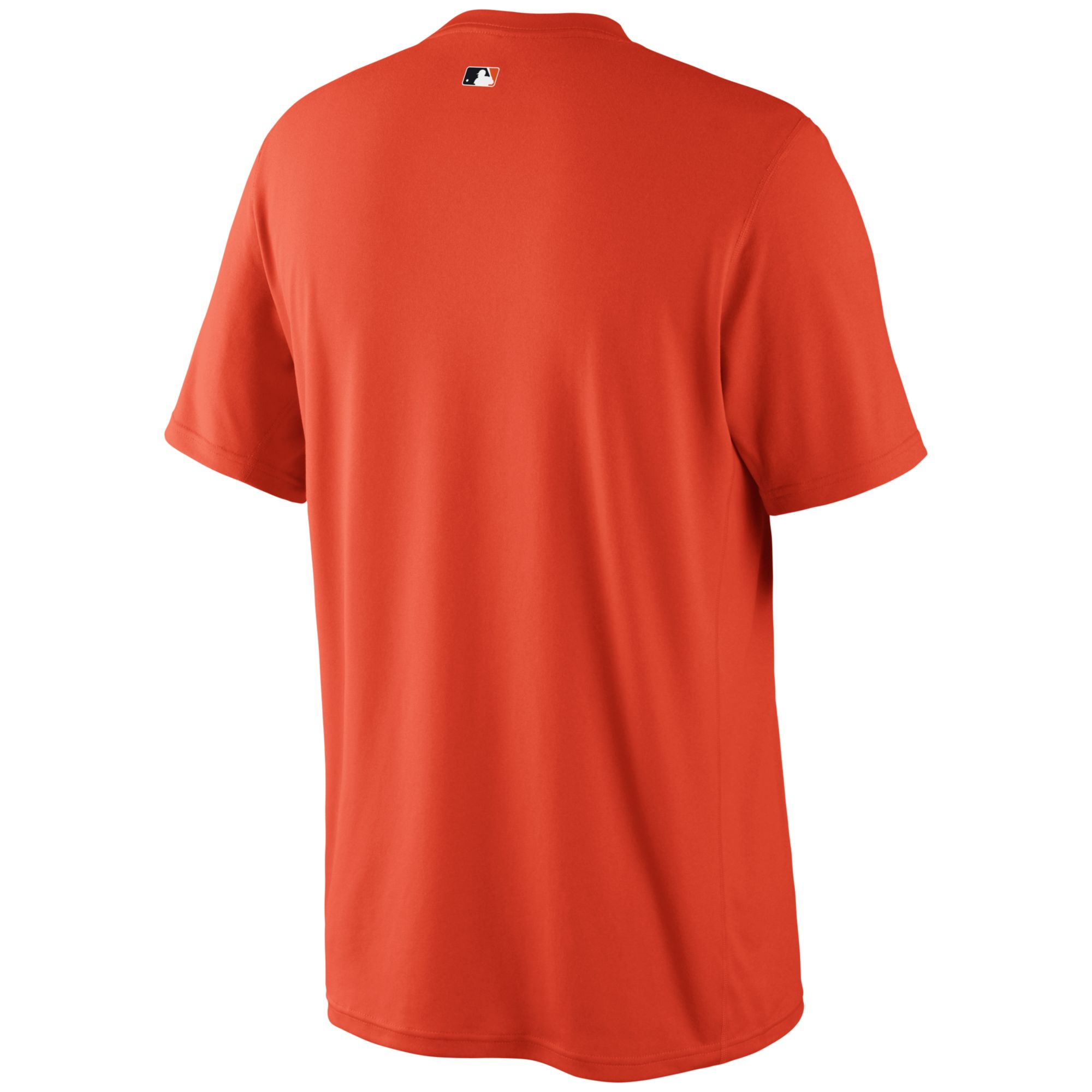 Nike men 39 s short sleeve dri fit miami marlins t shirt in for Nike short sleeve shirt
