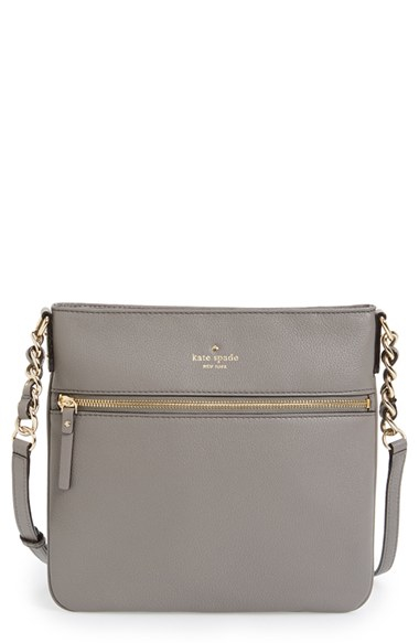 8c9f0751d Grey Kate Spade Crossbody Bags | Stanford Center for Opportunity ...