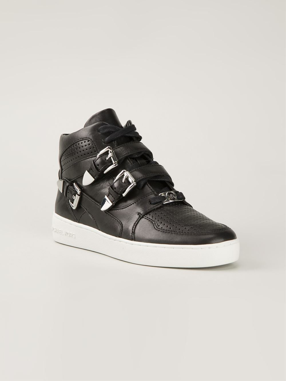 Michael Kors High Top Sneakers Black 28 Images Michael