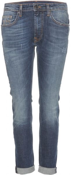 True Religion Grace Boyfriend Jeans in Blue (old bliston true to size slim) | Lyst