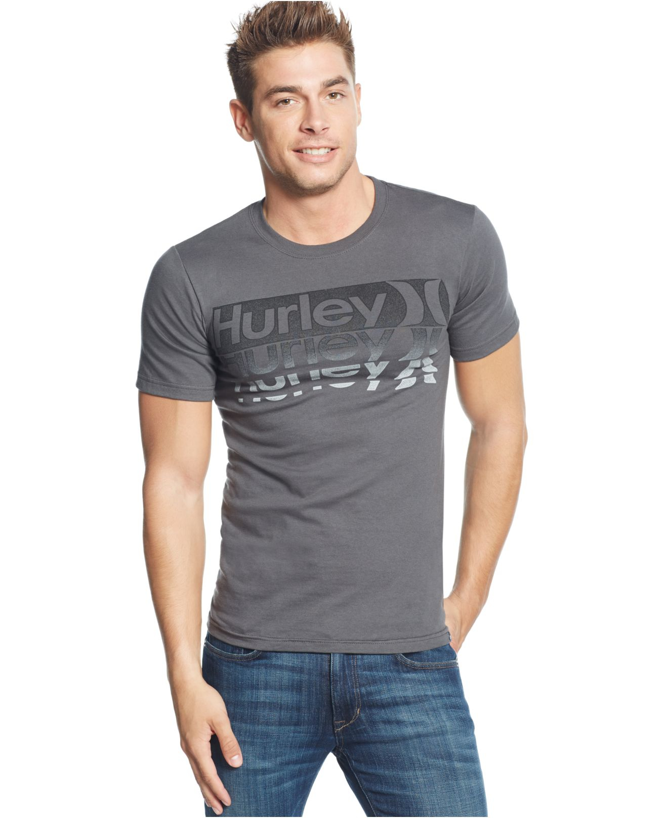 Hurley shirts for men