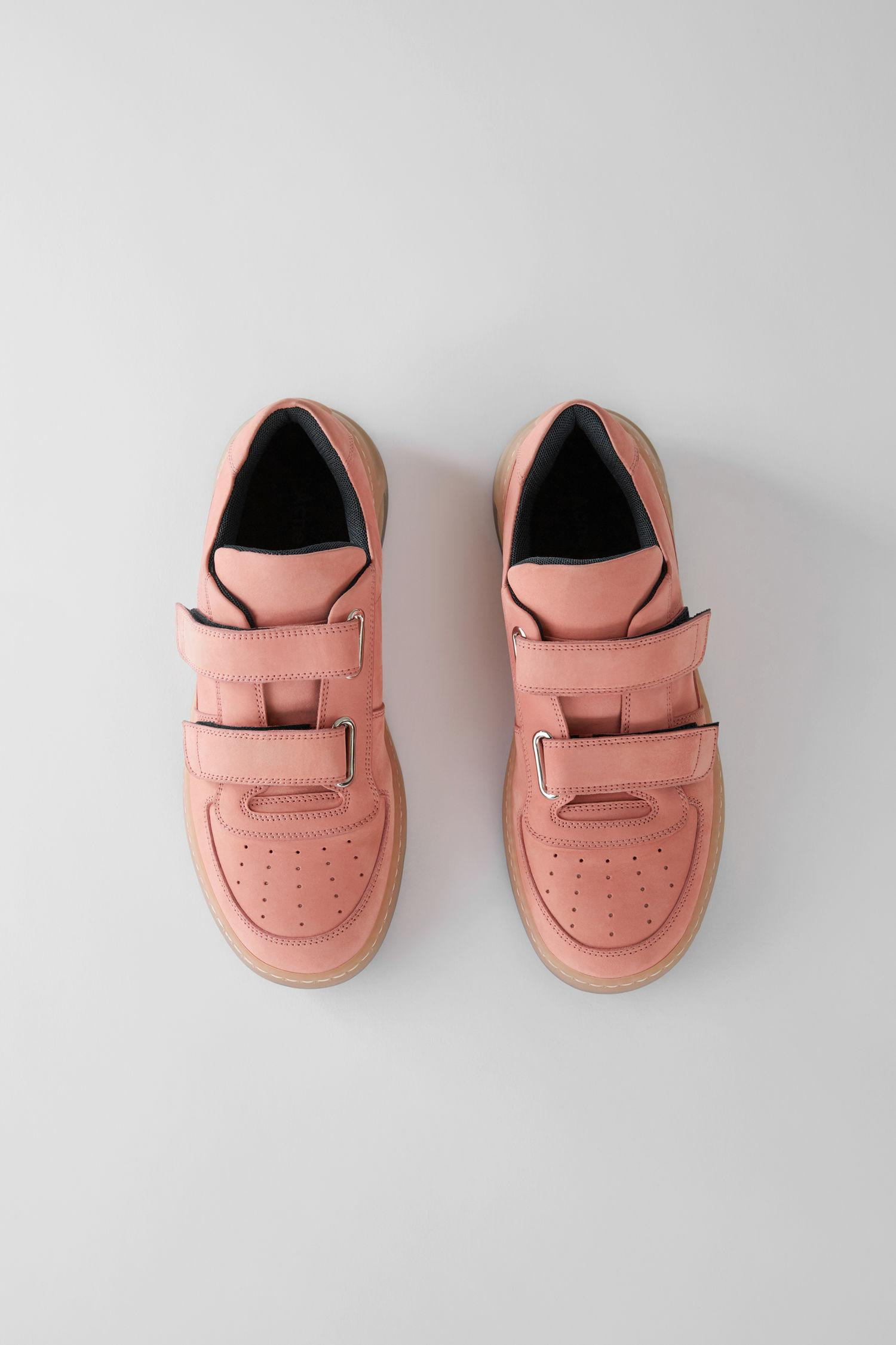 Cheap Fashionable Perey Nubuk leather trainers Acne Studios Discount Marketable Best Seller Cheap Online Cheap Price Low Shipping Fee Sale New Arrival 3XJPm