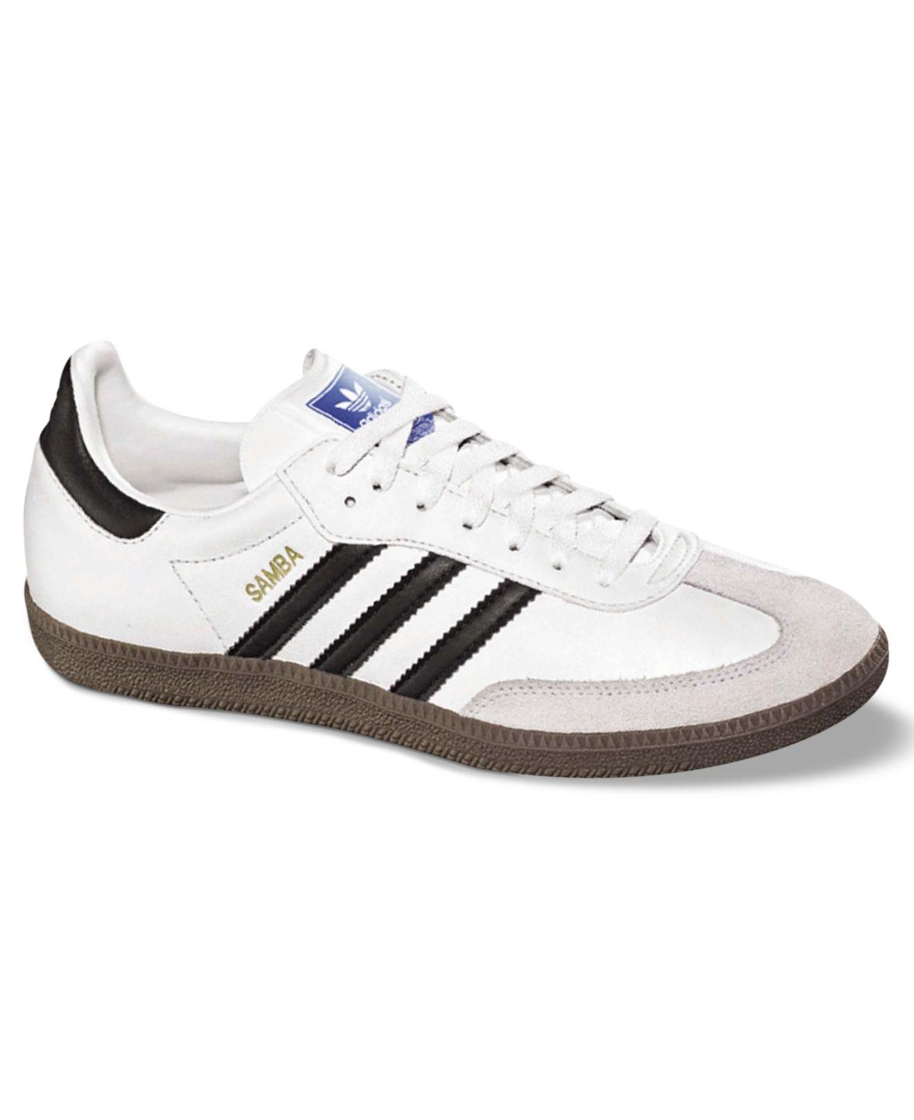 d4dcfb664 Lyst - adidas Originals Men's Originals Leather Samba Sneakers From ...