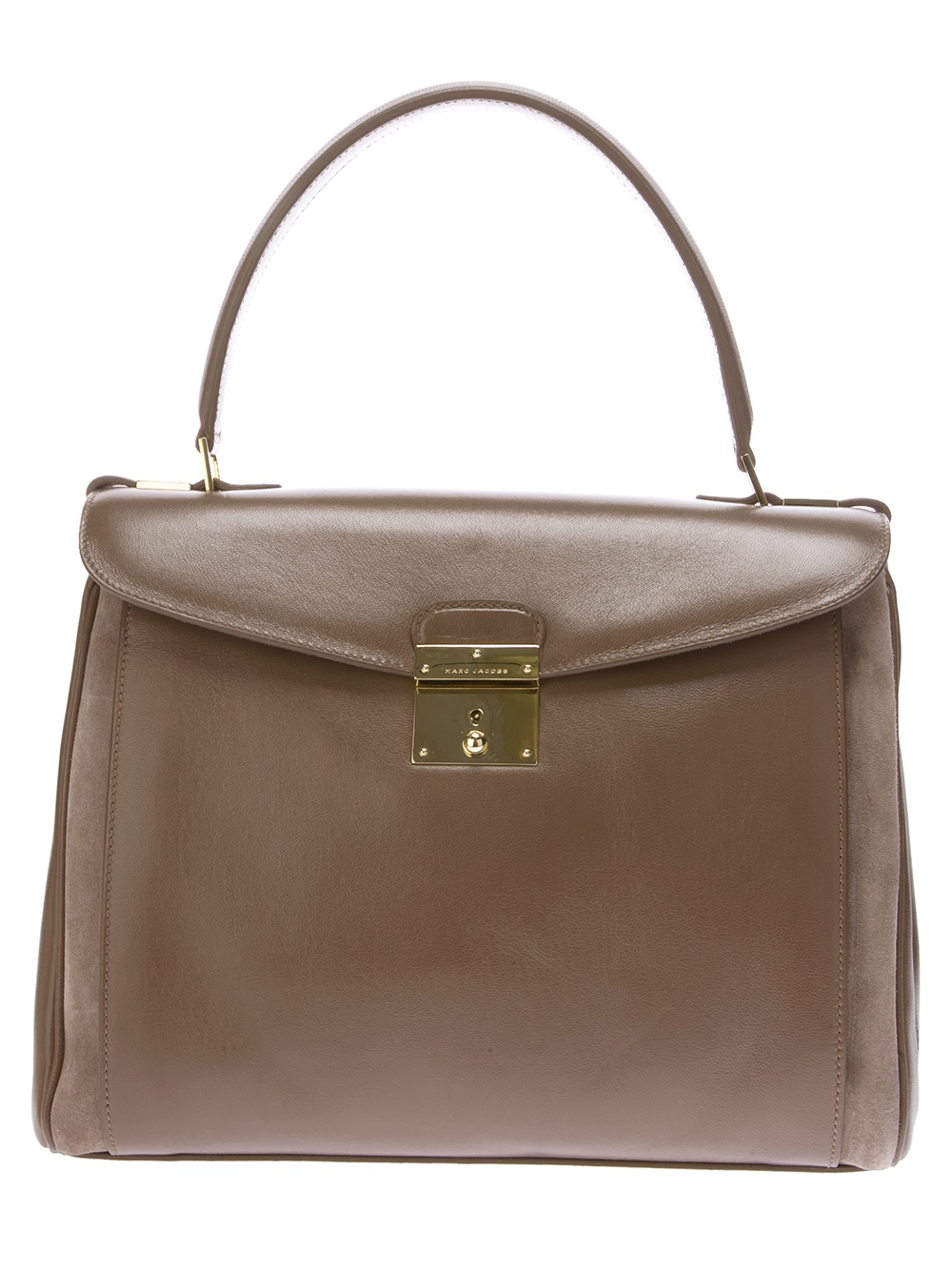 Lyst - Marc Jacobs  The Grand Majestic  Tote in Natural 220f9548d210c