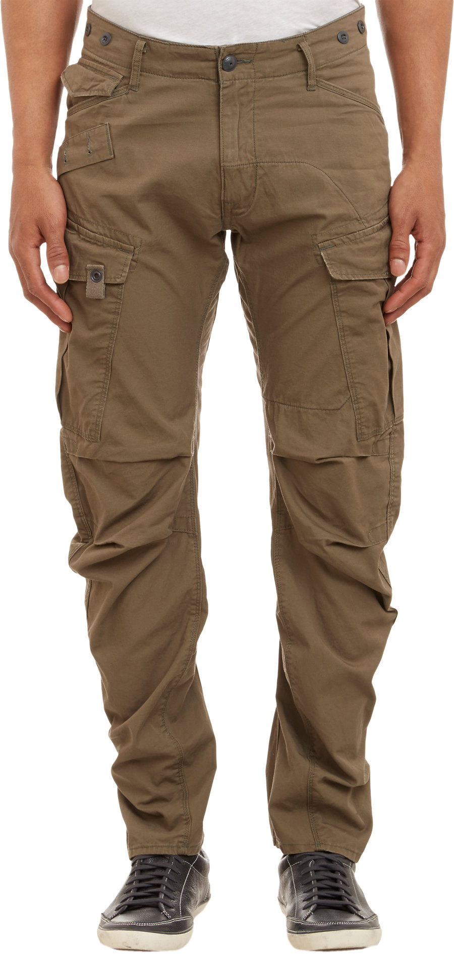Mens Brown Jeans