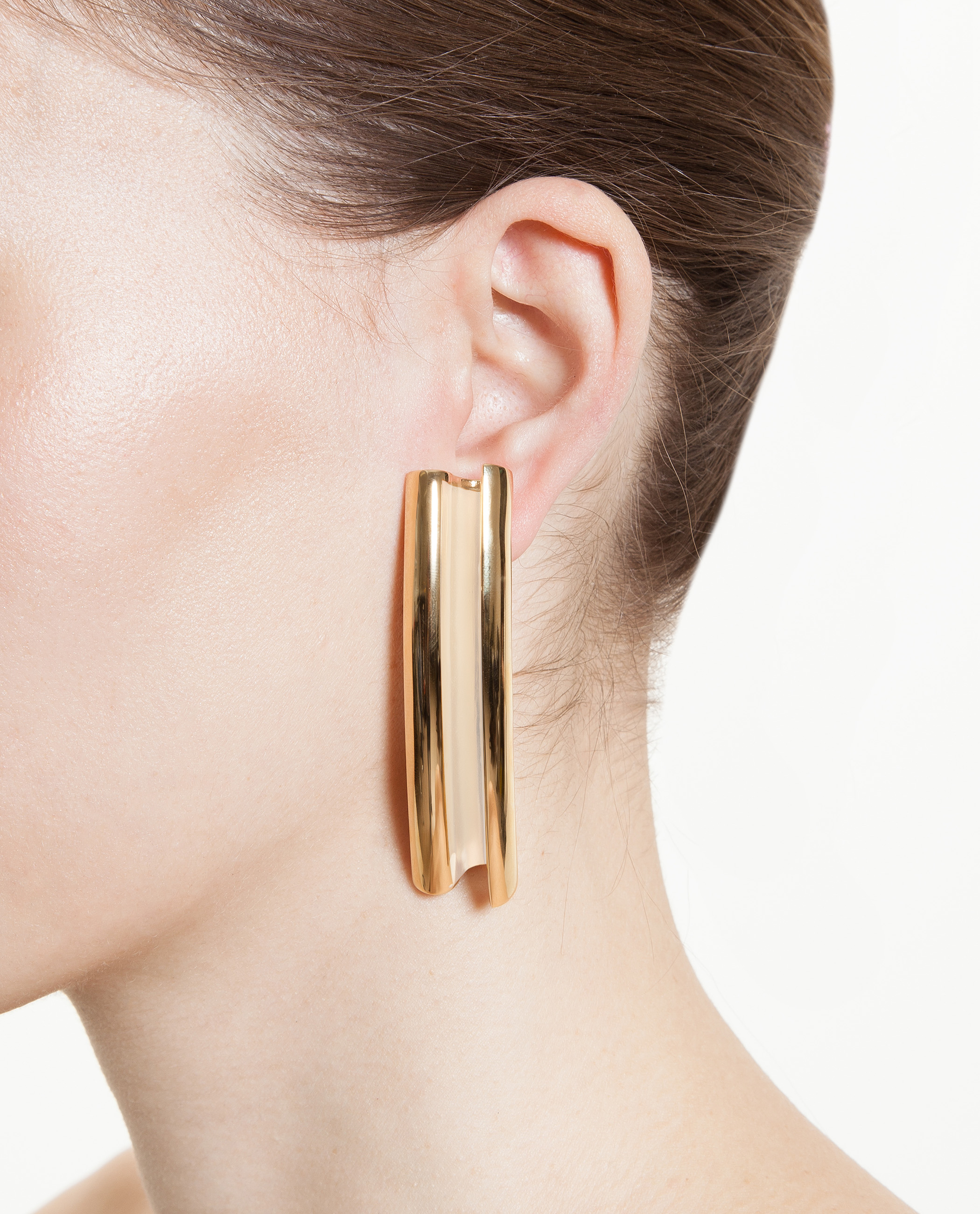 single normal sophie in metallic grisatre elipse lyst brahe jewelry bille earring earrings product