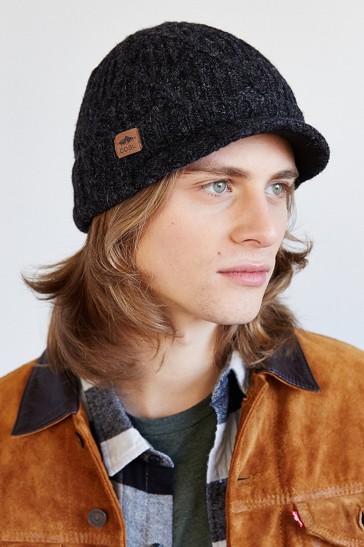 9c7e60176ab Lyst - Coal The Yukon Hat in Gray for Men