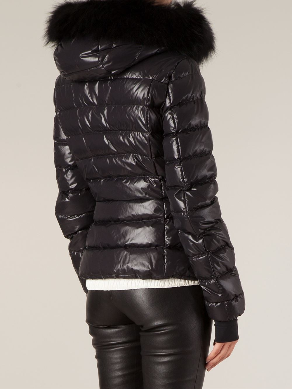 moncler padded jacket sale