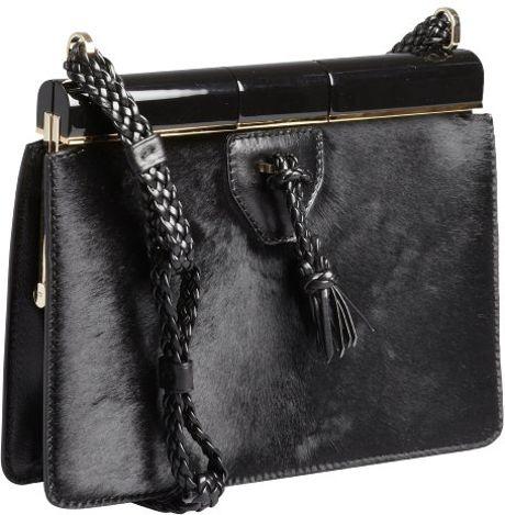 Tom Ford Black Shoulder Bag 118