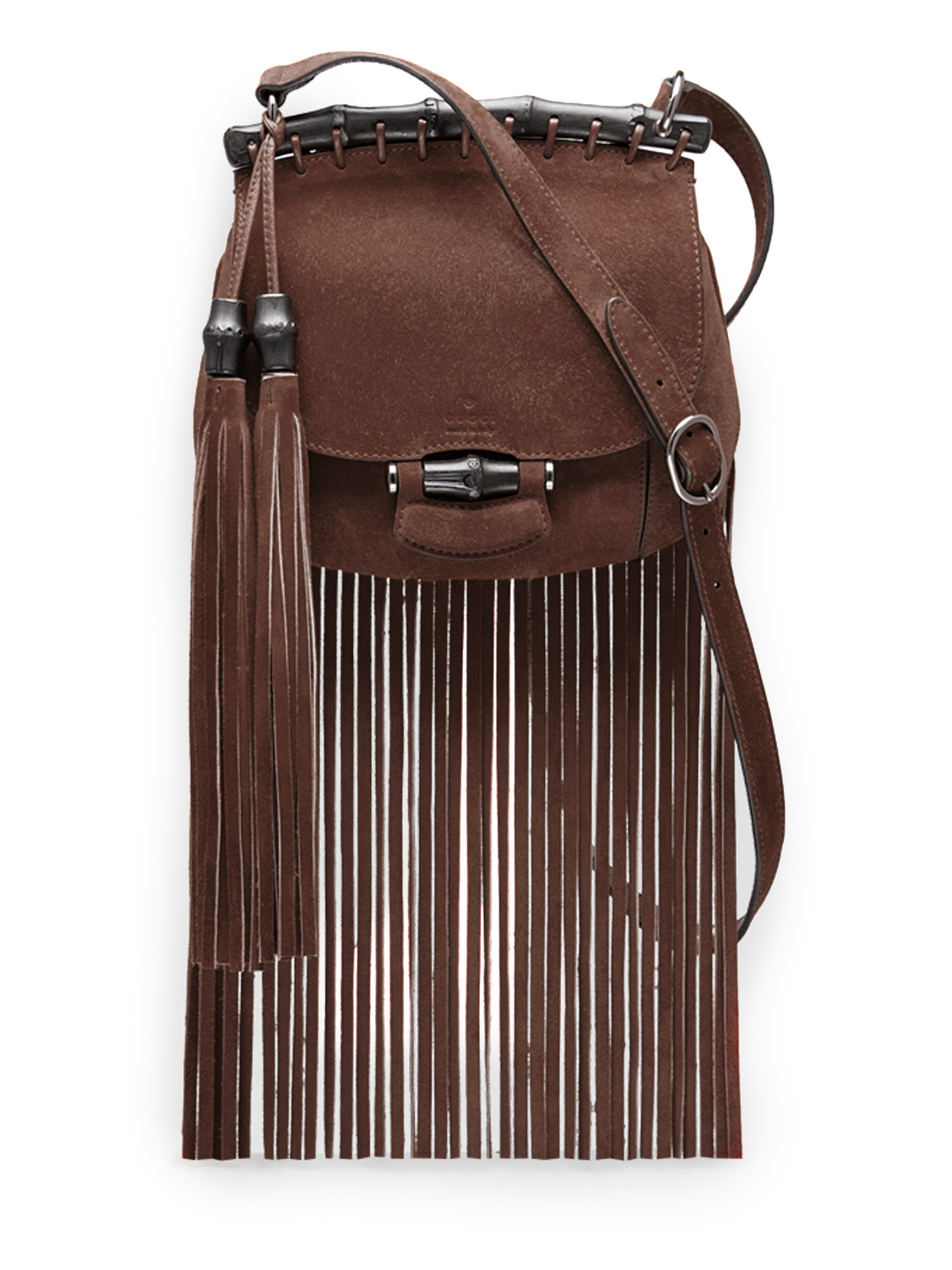 b976f1e4d Gallery. Previously sold at: Saks Fifth Avenue · Women's Fringed Bags