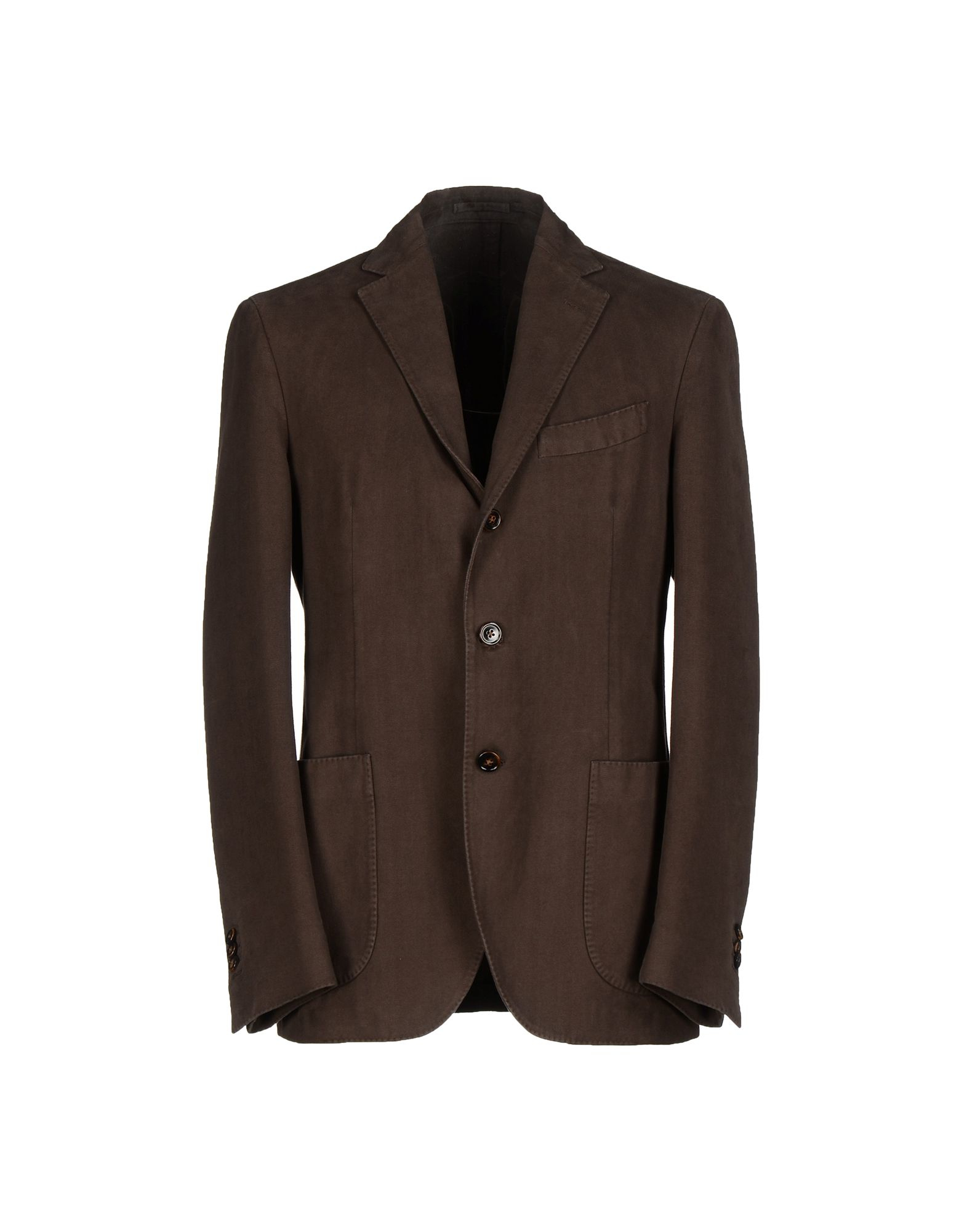 Lyst - Lardini Blazer In Brown For Men