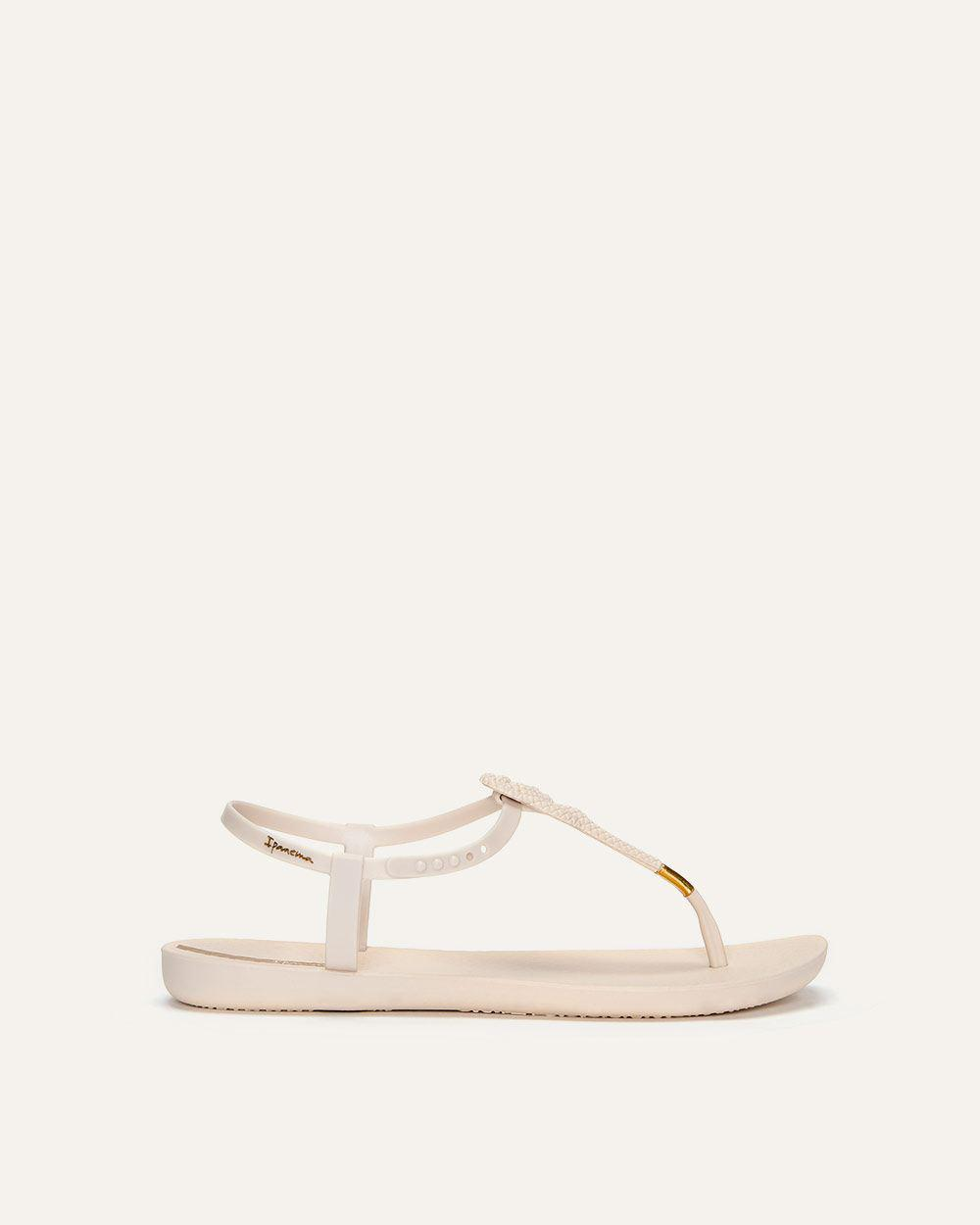 1359a8c84 Lyst - Addition Elle Ipanema Mara Sandals in Natural