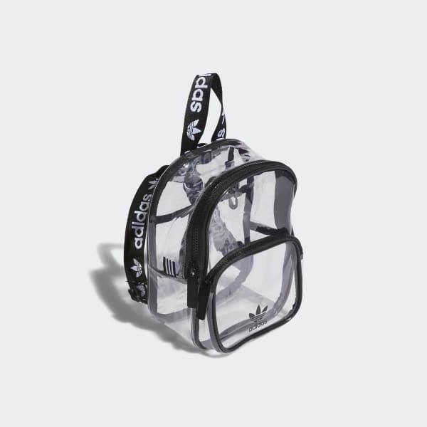 01f099192b Adidas - Black Clear Mini Backpack - Lyst. View fullscreen