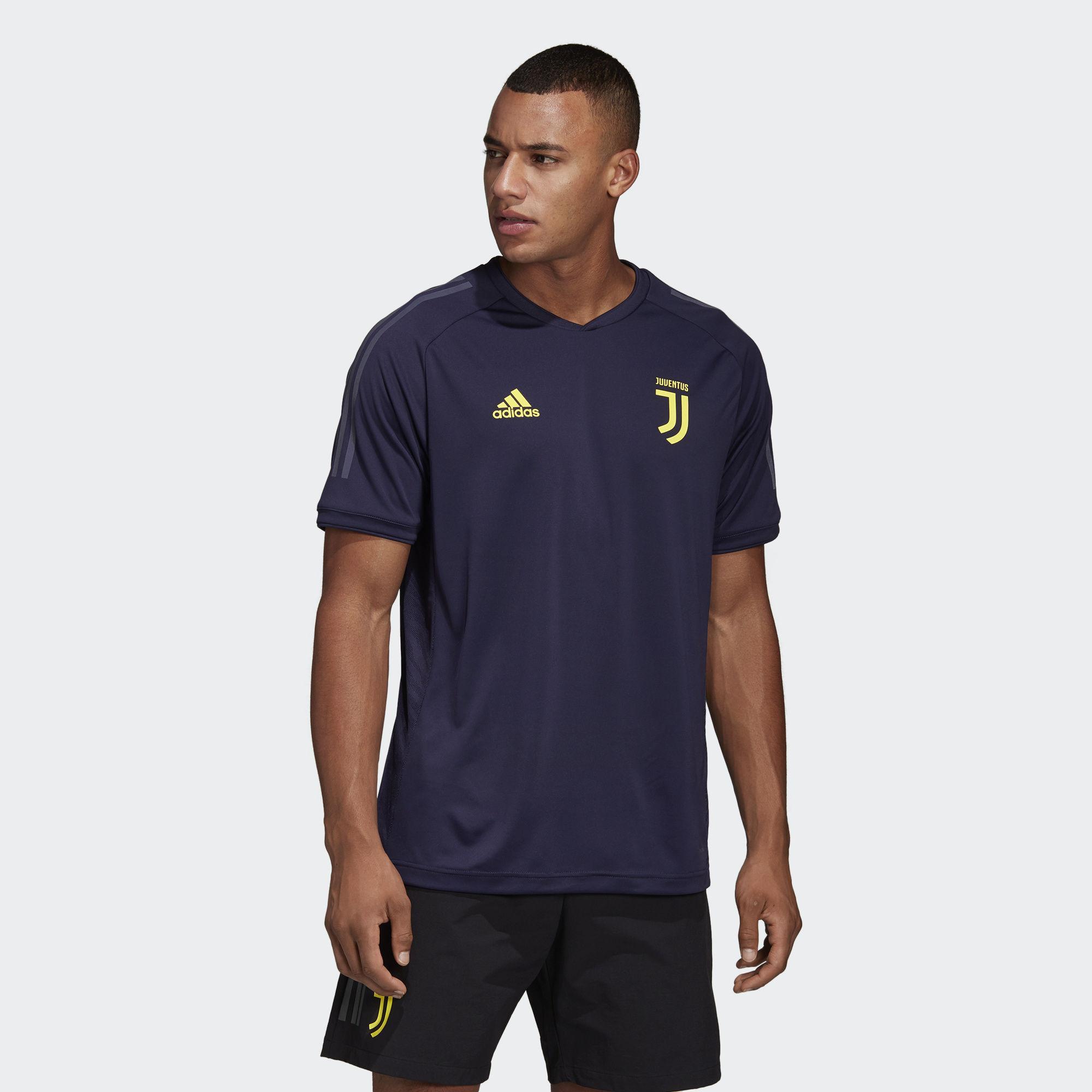 d6f578777b1 Adidas - Blue Juventus Ultimate Training Jersey for Men - Lyst. View  fullscreen
