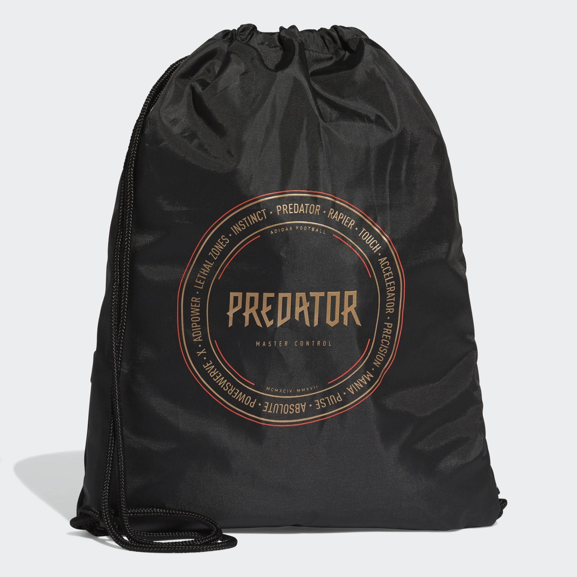 d1f12ba67752 adidas Finale Gym Bag in Black for Men - Lyst