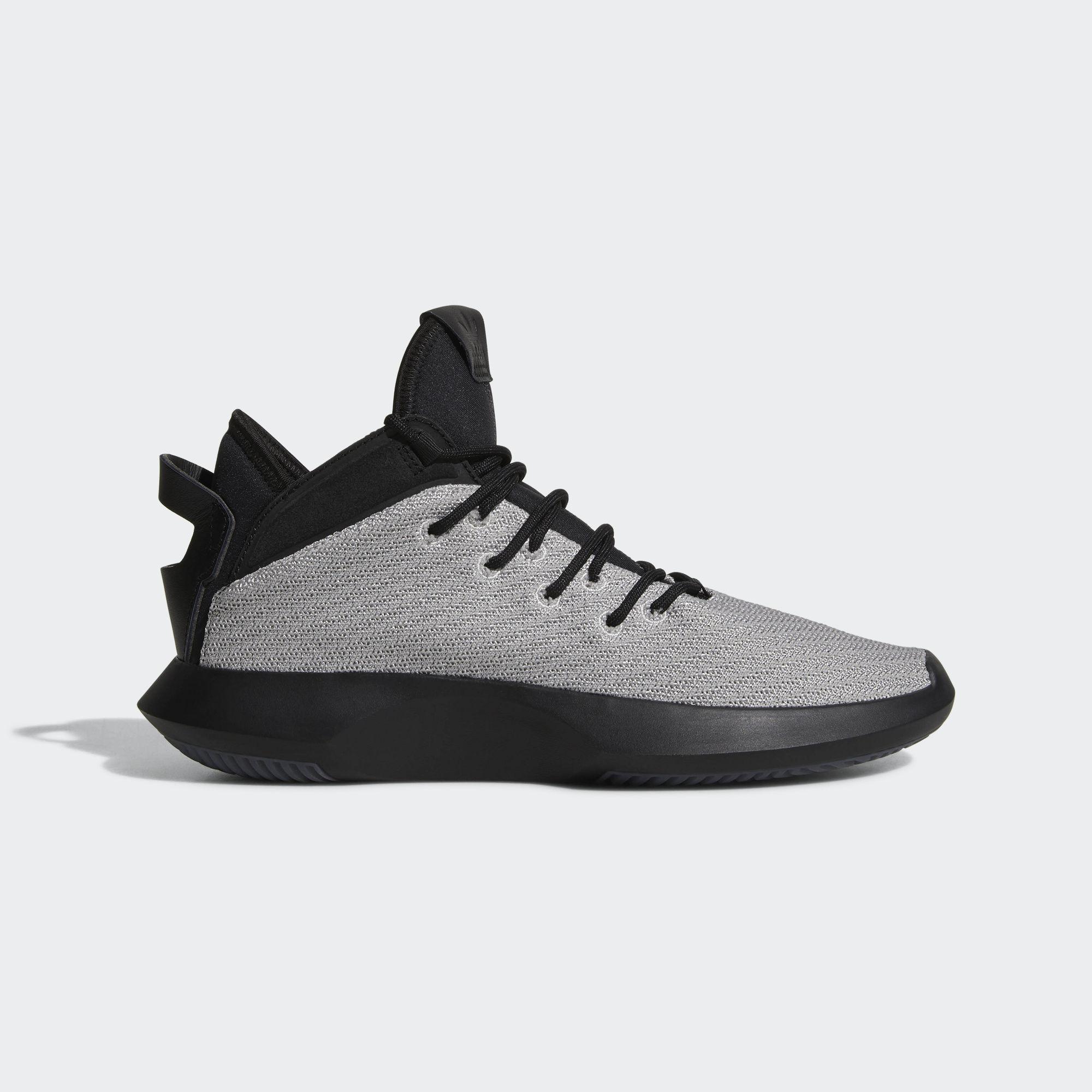 new style 67295 6d8cd adidas. Mens Black Crazy 1 Adv Primeknit Shoes