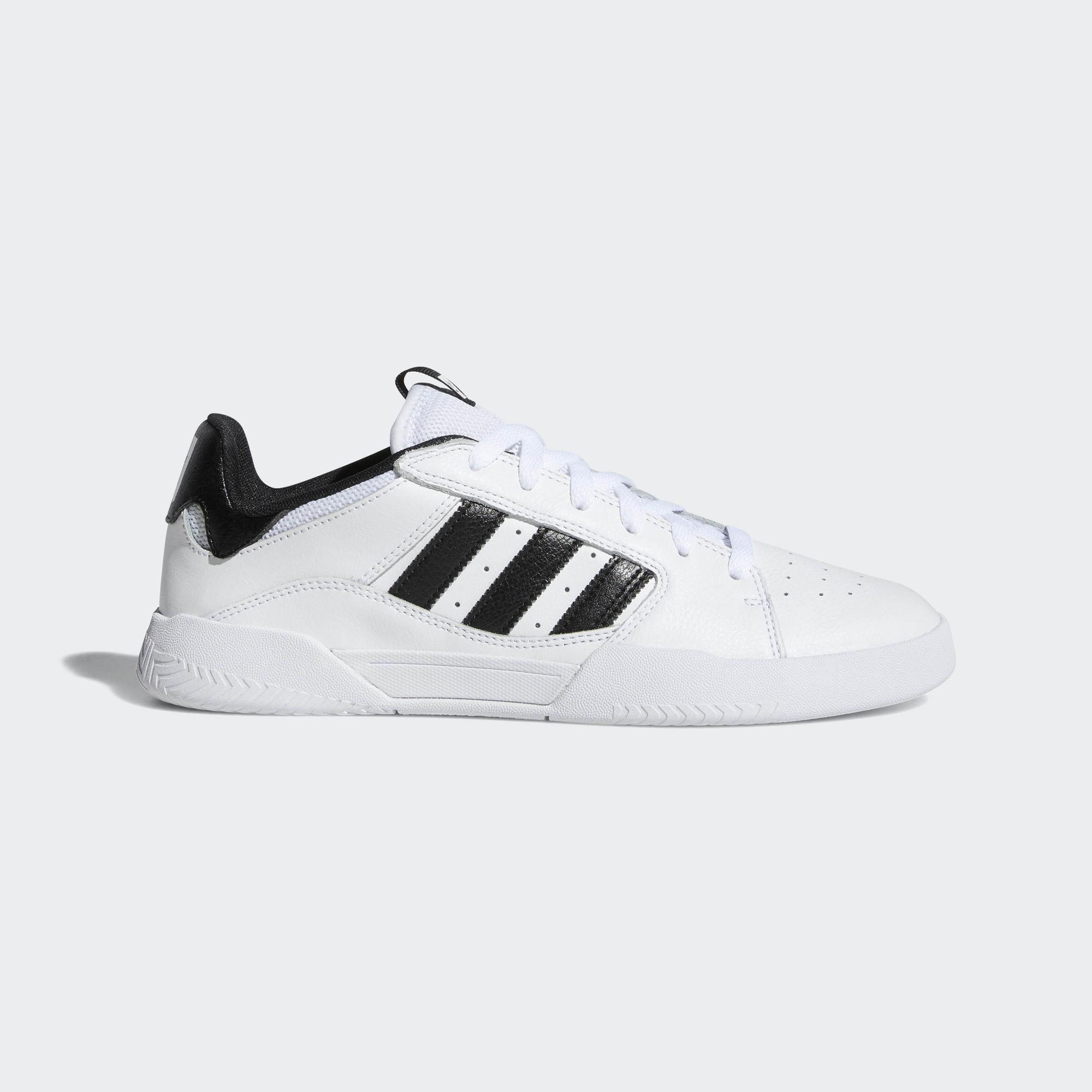 adidas Vrx Cup Low Shoes in White for Men - Lyst 789aa1567
