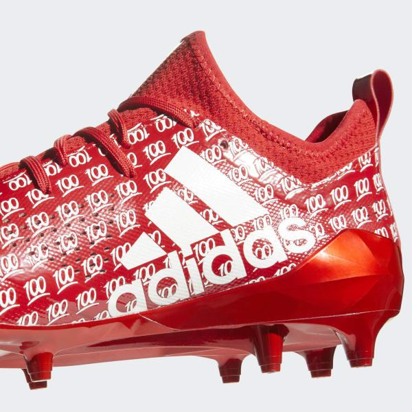 finest selection 64d68 c1e19 adidas Adizero 5-star 7.0 Adimoji Cleats in Red for Men - Lyst