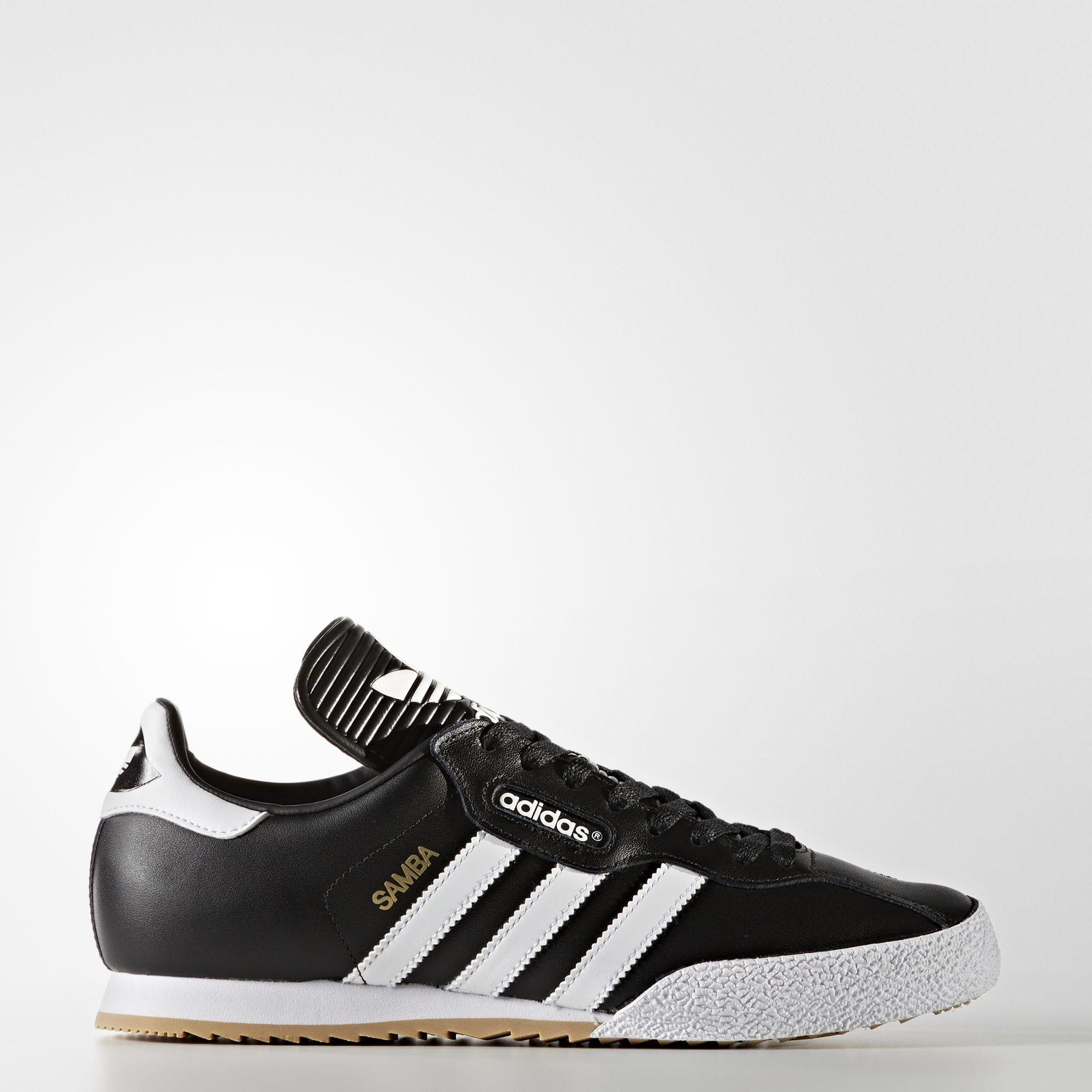 743f5104c35d adidas Samba Super Shoes in Black - Lyst
