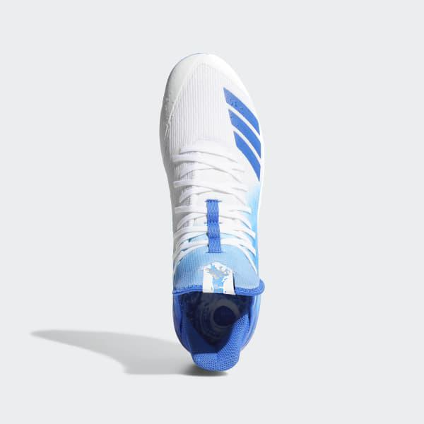 f444f0629cf Adidas - White Boost Icon 4 Splash Cleats for Men - Lyst. View fullscreen